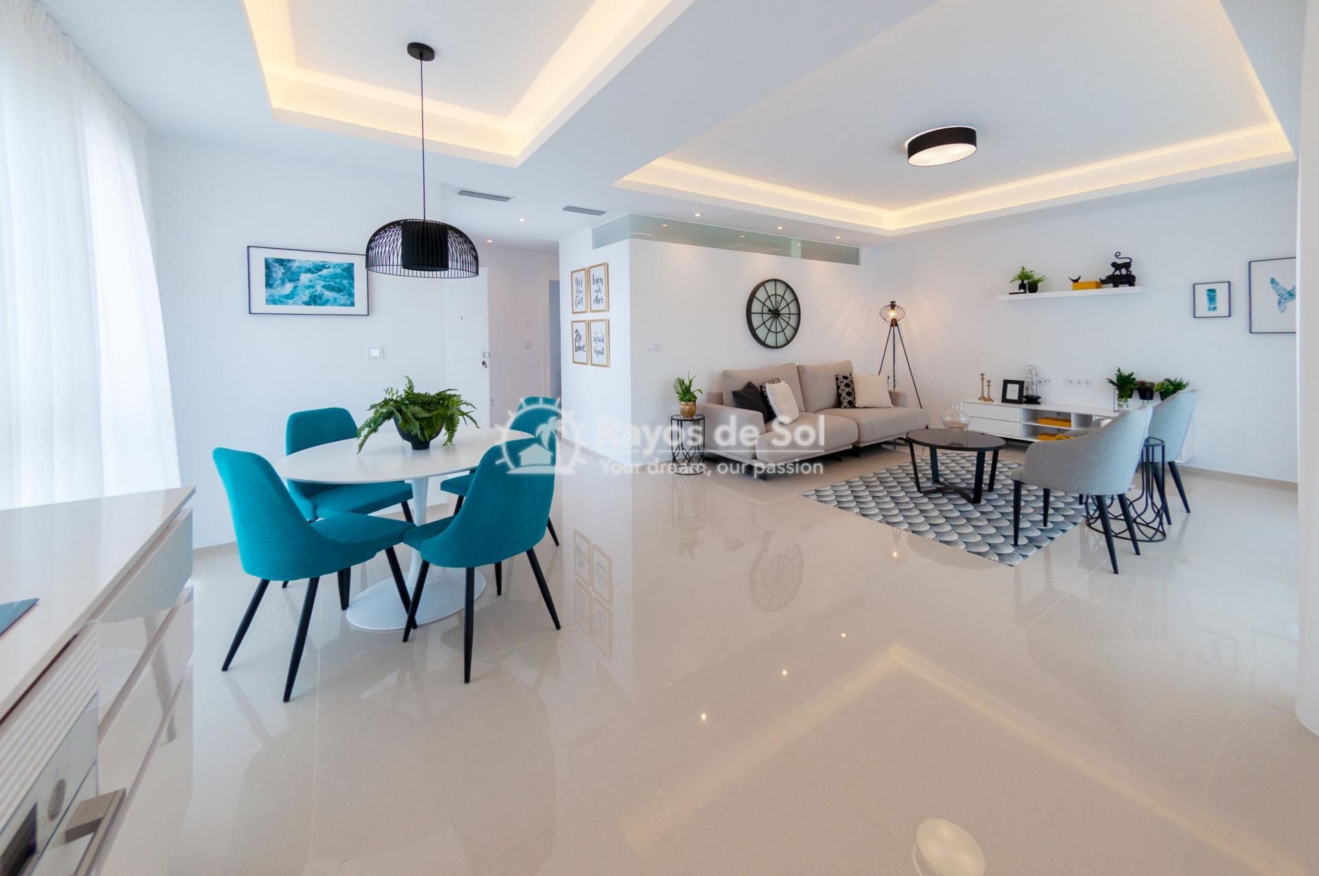 Ground floor apartment  in Doña Pepa, Ciudad Quesada, Costa Blanca (Fortuna-olivos-BG2) - 2