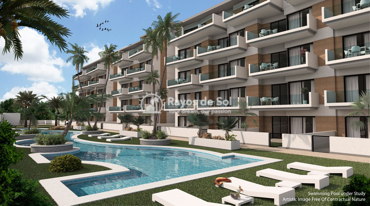 Apartments  in Guardamar del Segura, Costa Blanca (Mare-Nostrum-apt2) - 1