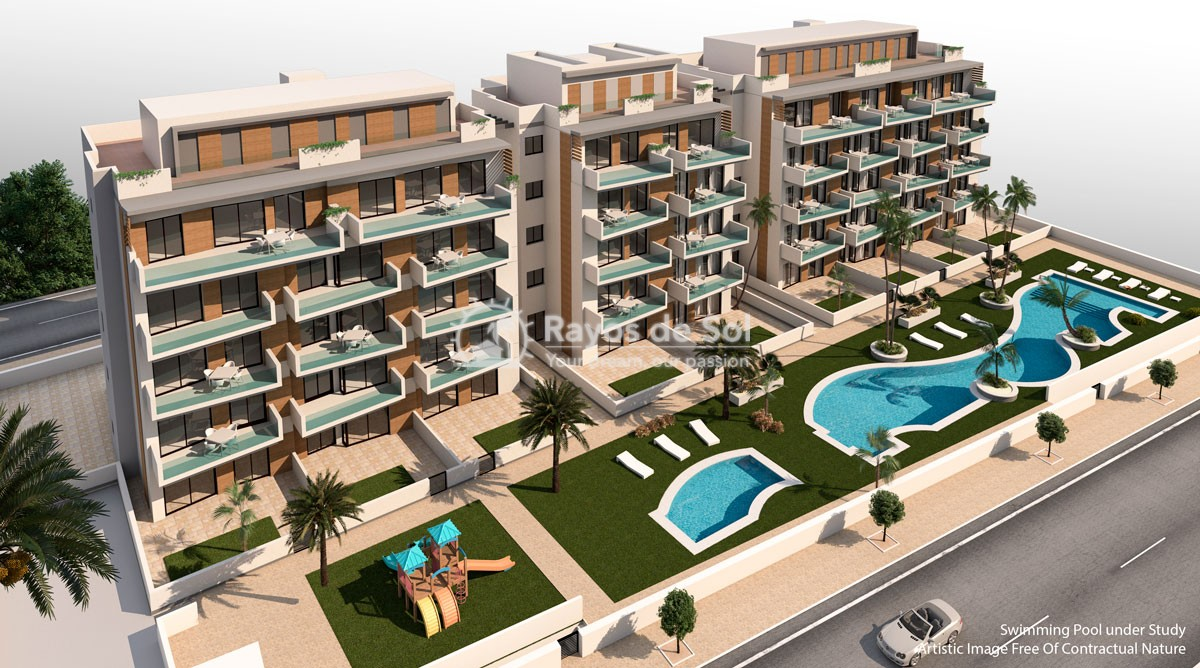 Apartments  in Guardamar del Segura, Costa Blanca (Mare-Nostrum-apt2) - 8