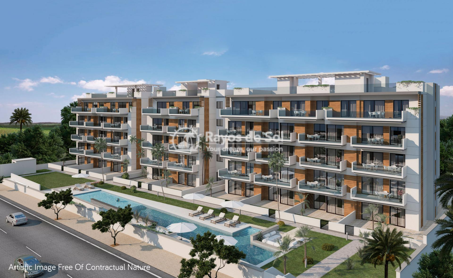 Apartments  in Guardamar del Segura, Costa Blanca (Mare-Nostrum-apt2) - 15