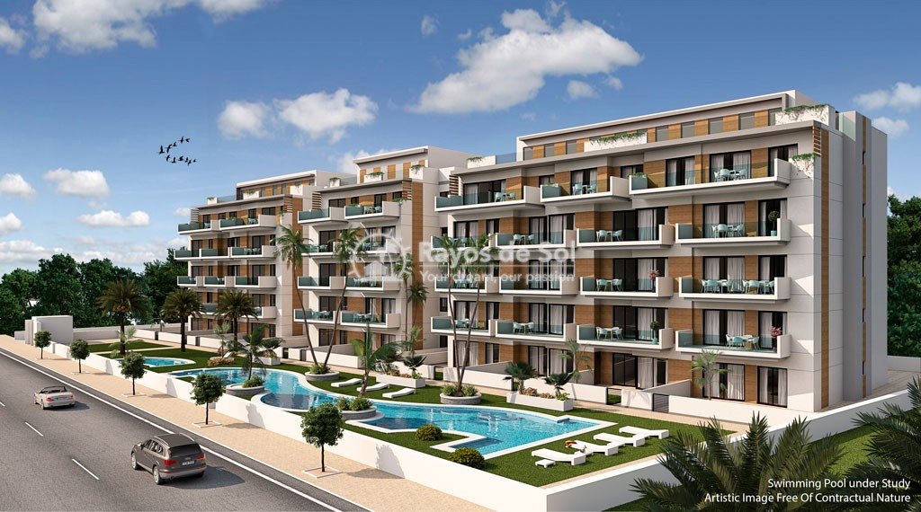 Beach apartments  in Guardamar del Segura, Costa Blanca (Mare-Nostrum-apt3) - 10