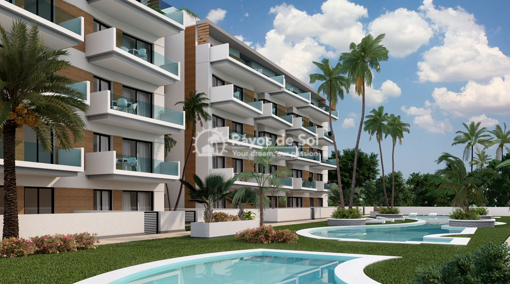 Beach apartments  in Guardamar del Segura, Costa Blanca (Mare-Nostrum-apt3) - 2
