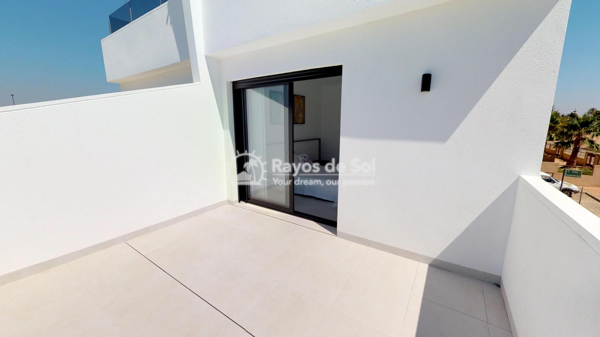 Semi-detached villa  in Los Alcazares, Costa Cálida (LAGUPA2) - 32