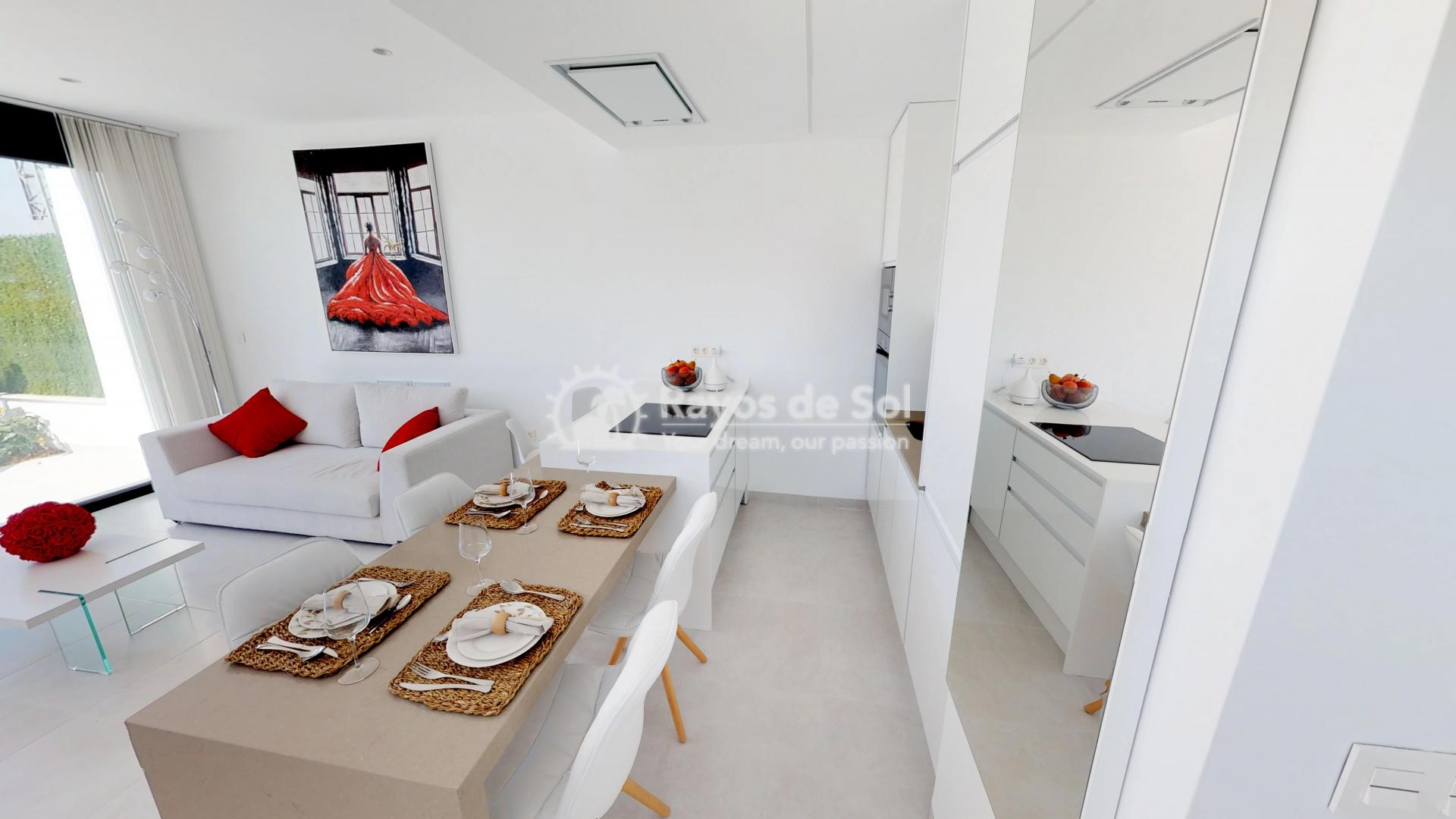 Semi-detached villa  in Los Alcazares, Costa Cálida (LAGUPA2) - 7
