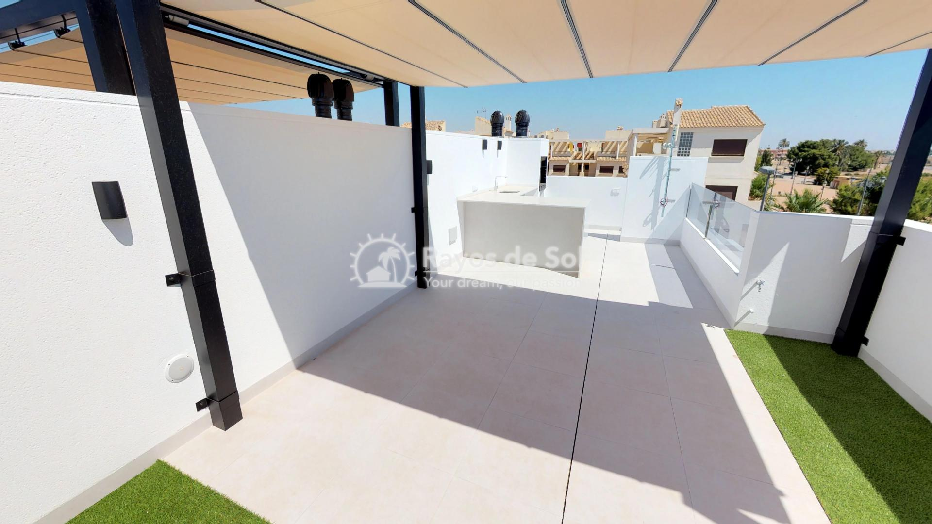Semi-detached villa  in Los Alcazares, Costa Cálida (LAGUPA2) - 35