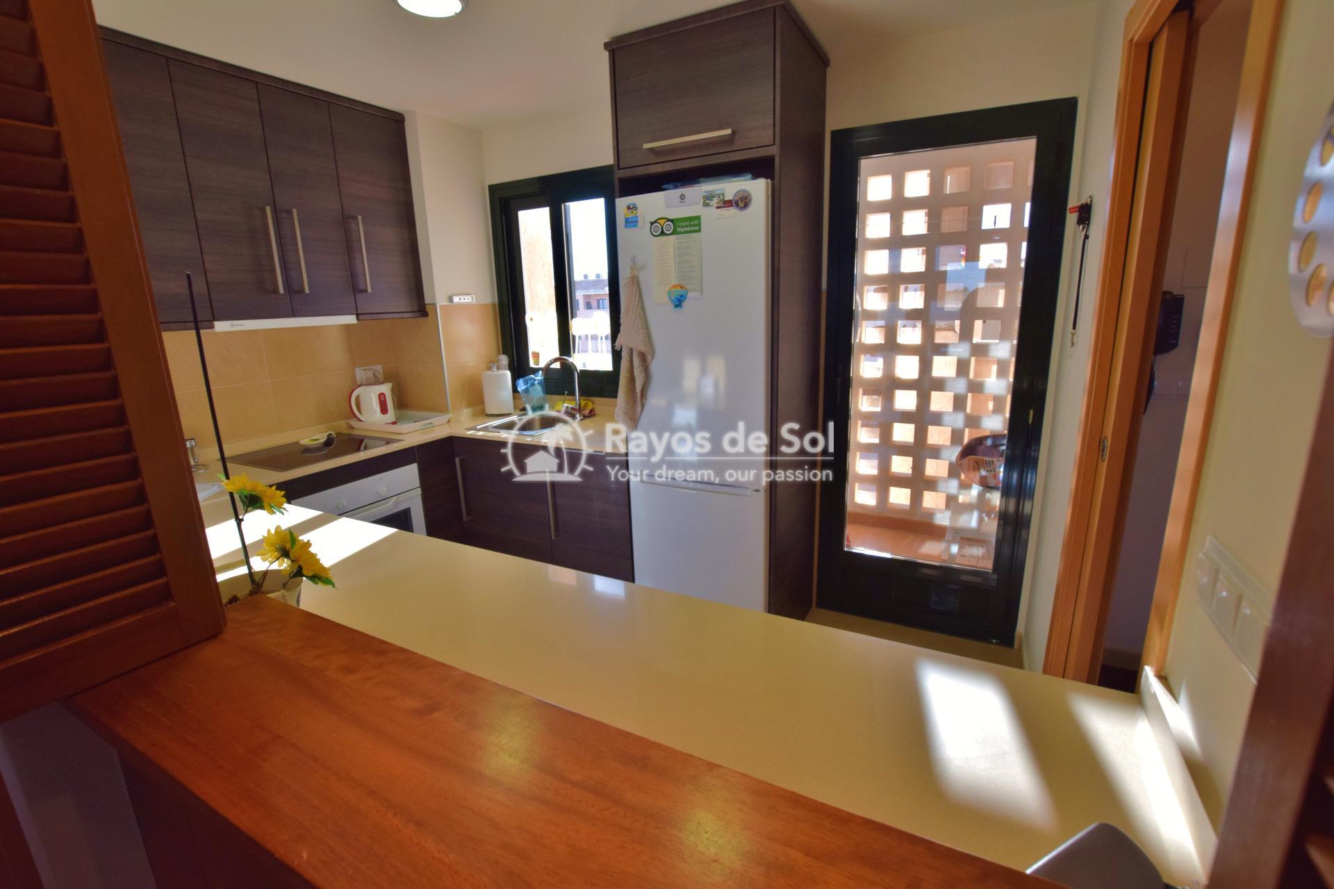 Apartment  in Hacienda del Alamo, Costa Cálida (HDARE0001) - 9