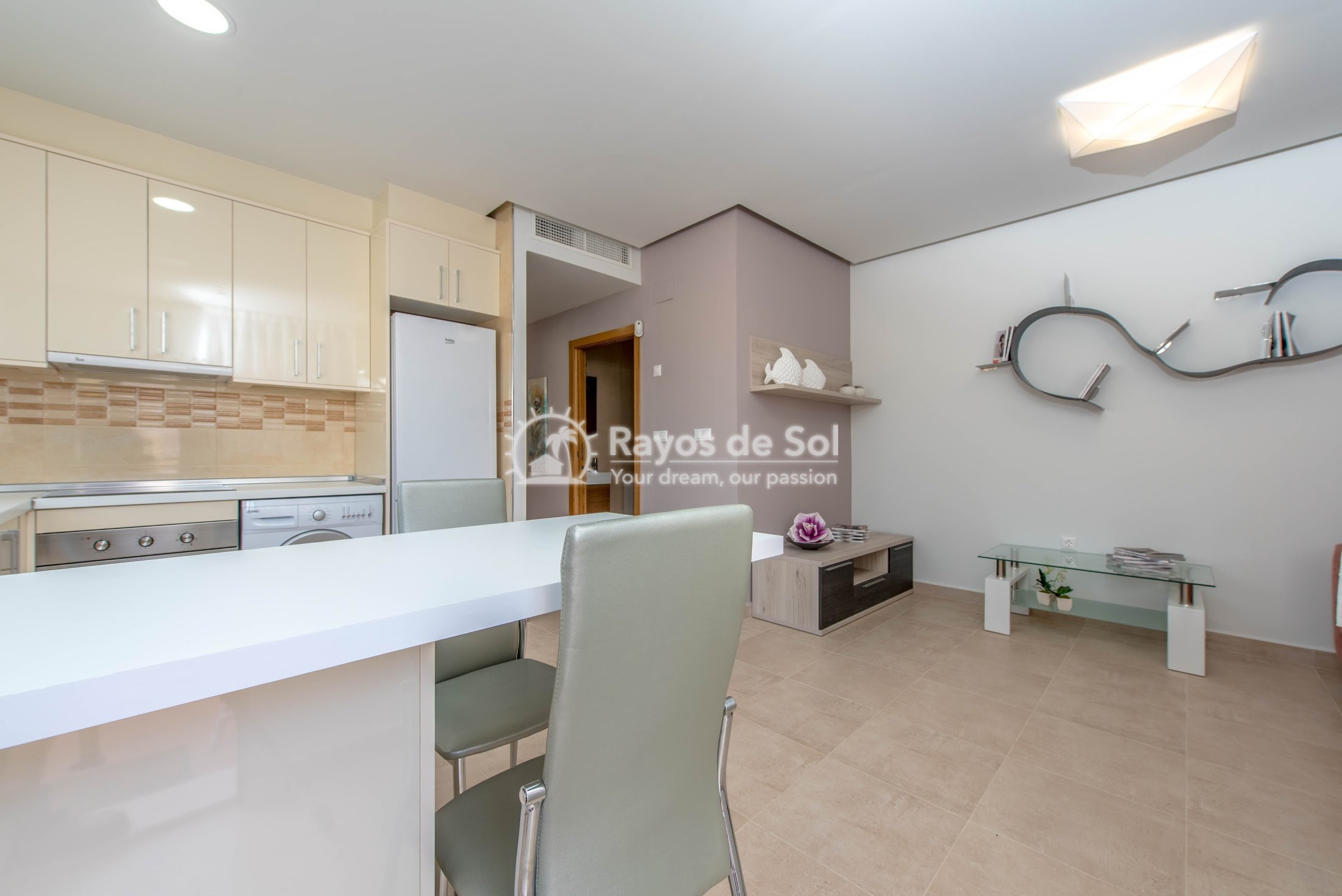 Semi-detached villa  in Los Alcazares, Costa Cálida (LASGRO) - 8