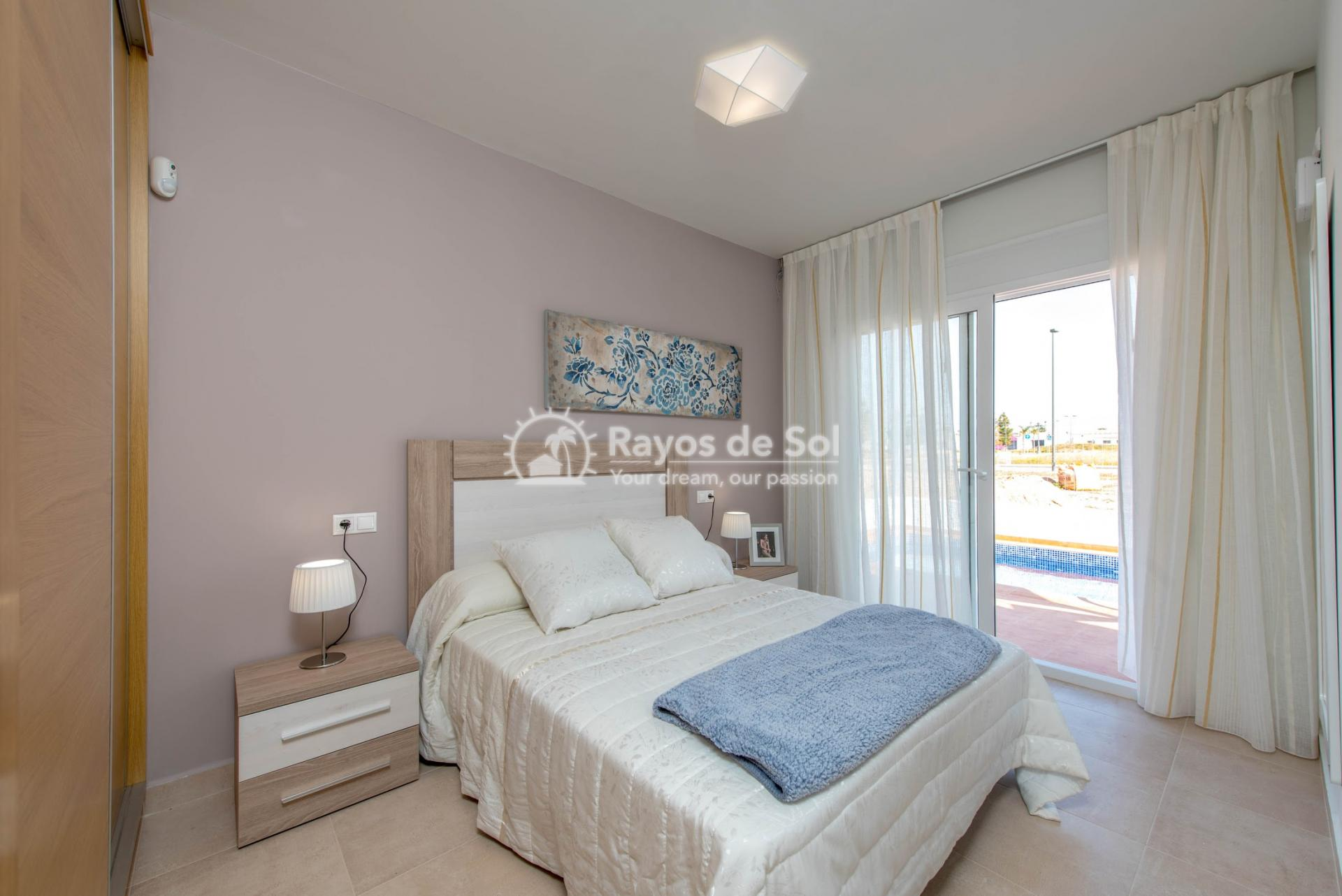 Semi-detached villa  in Los Alcazares, Costa Cálida (LASGRO) - 14