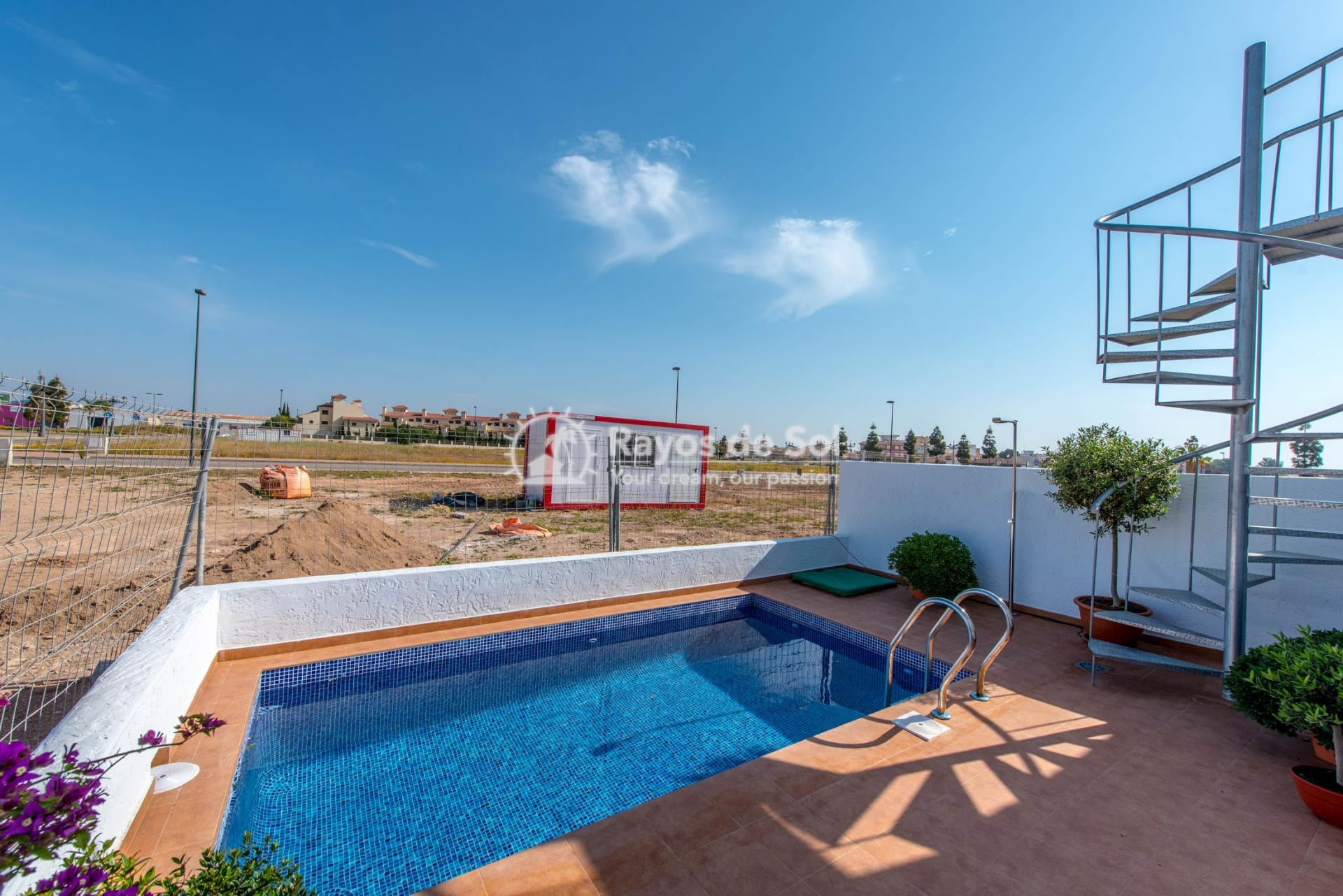 Semi-detached villa  in Los Alcazares, Costa Cálida (LASGRO) - 21