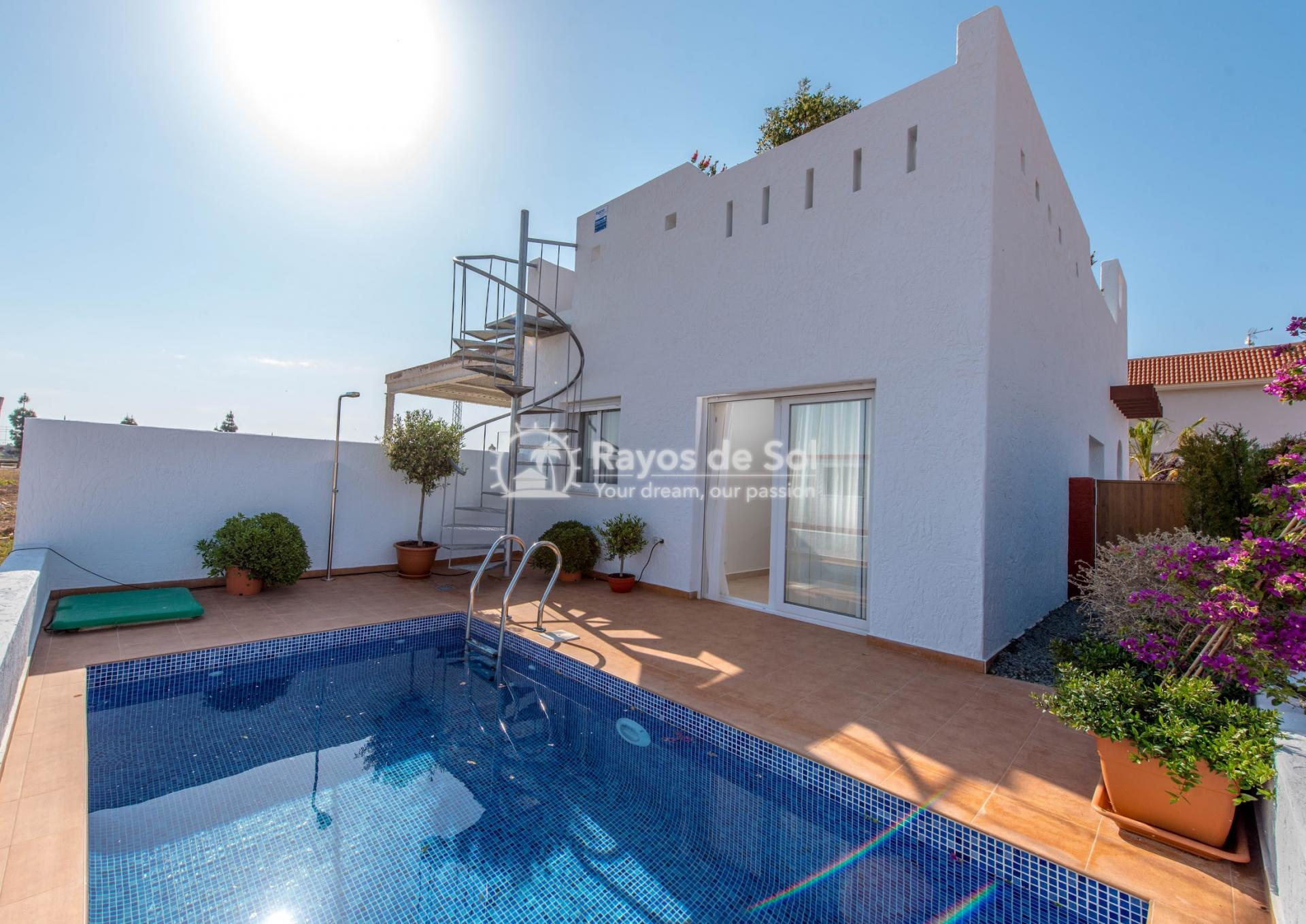 Semi-detached villa  in Los Alcazares, Costa Cálida (LASGRO) - 23