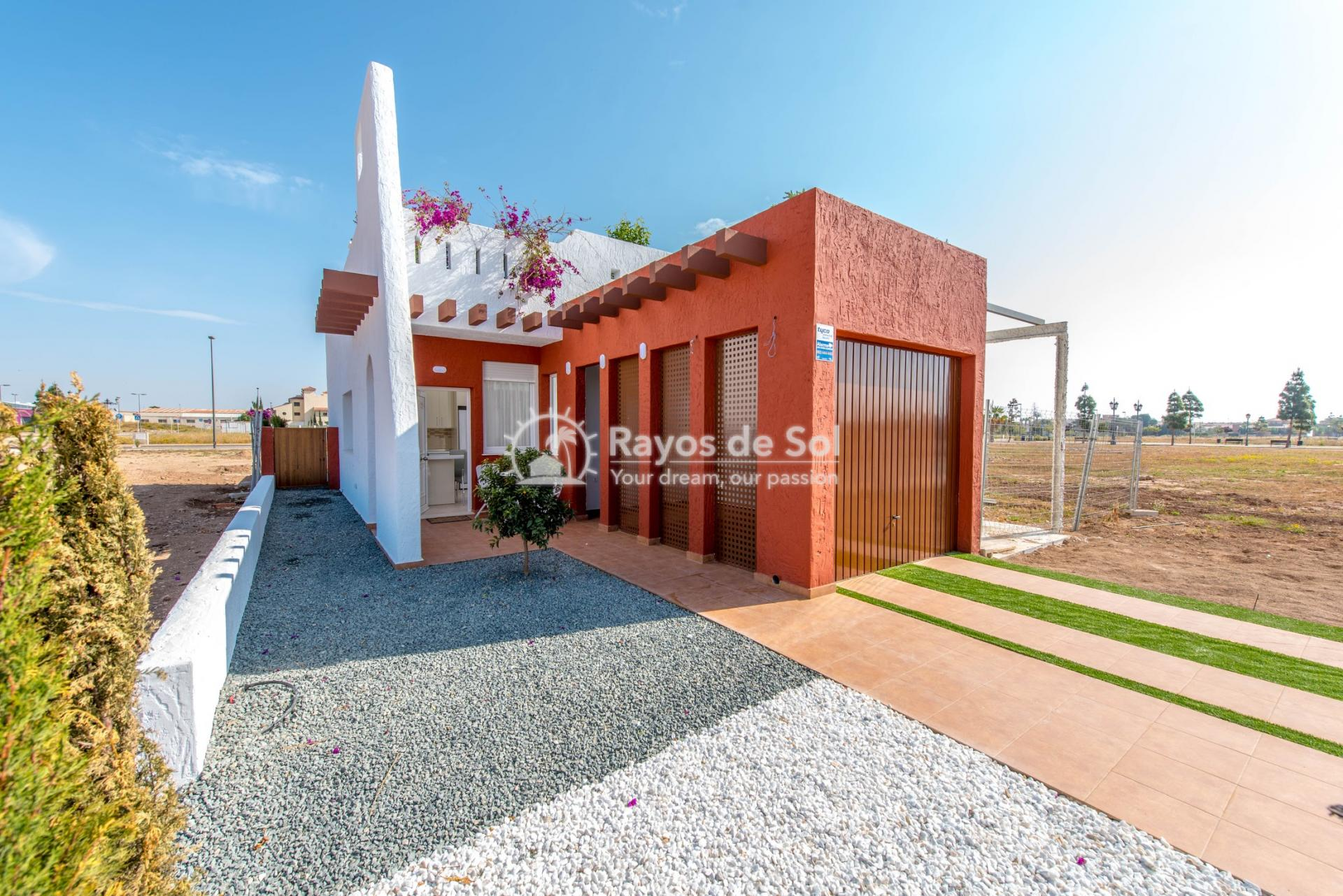 Semi-detached villa  in Los Alcazares, Costa Cálida (LASGRO) - 1