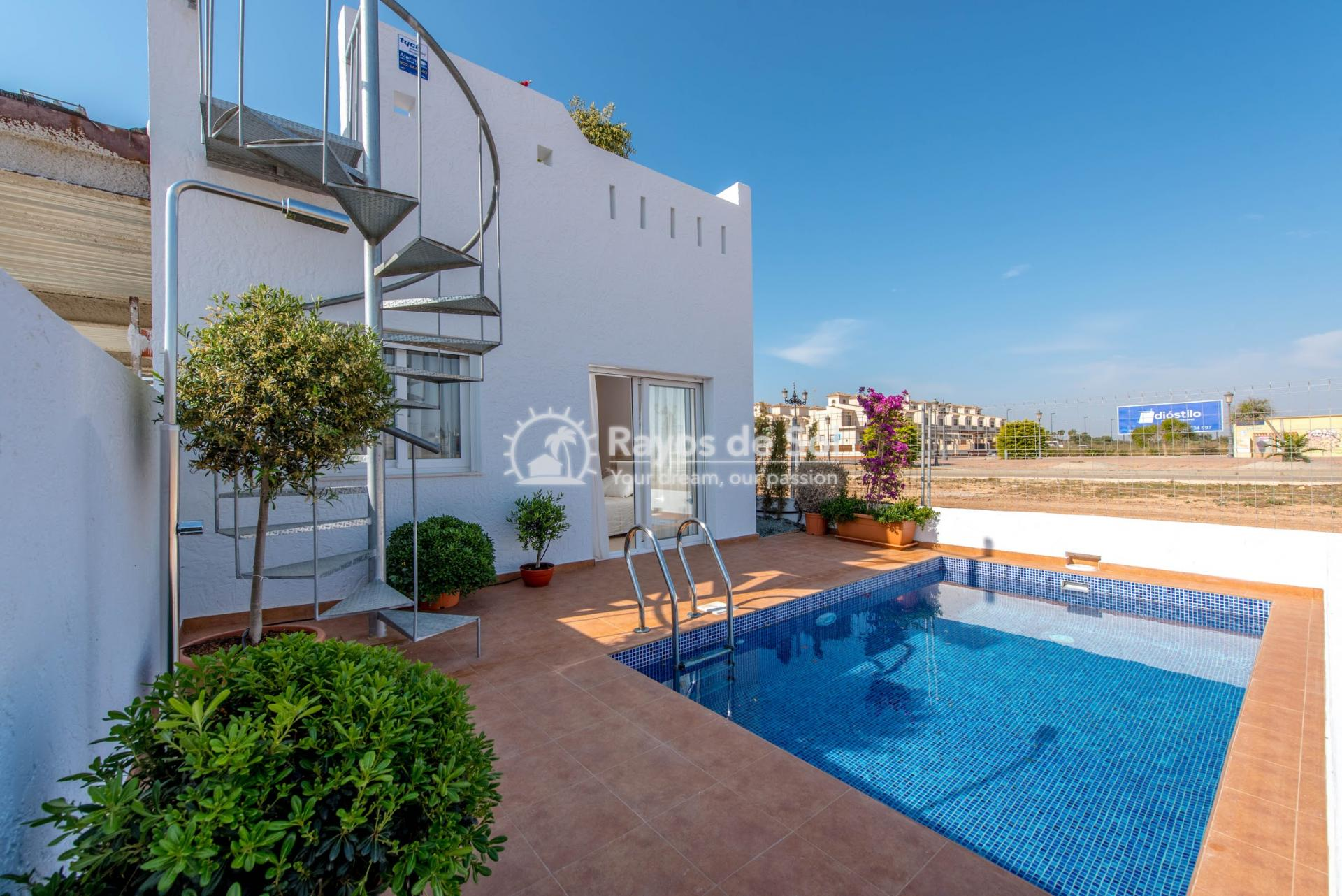 Semi-detached villa  in Los Alcazares, Costa Cálida (LASGRO) - 22
