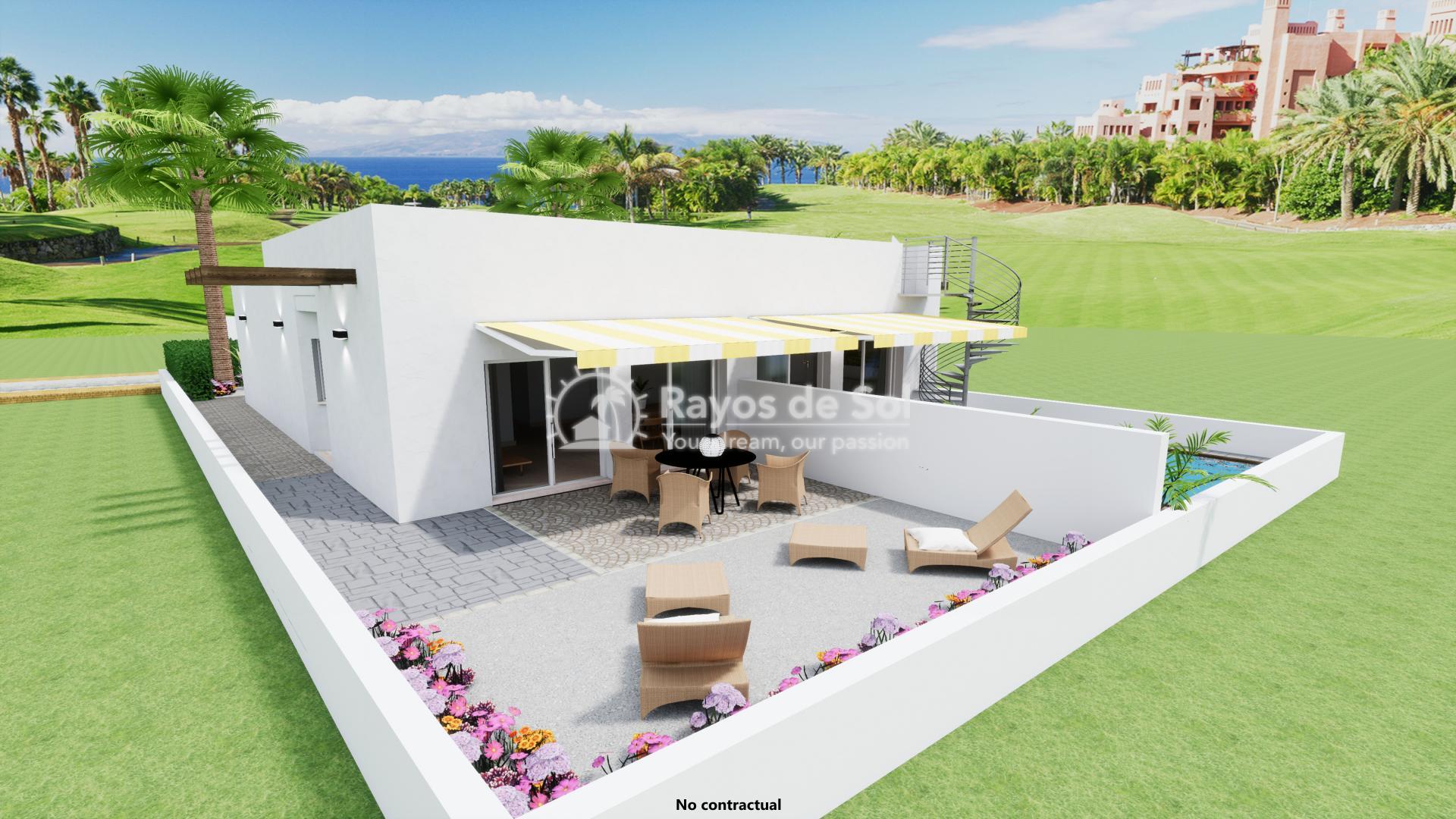 Semi-detached villa  in Los Alcazares, Costa Cálida (LASGBV) - 3