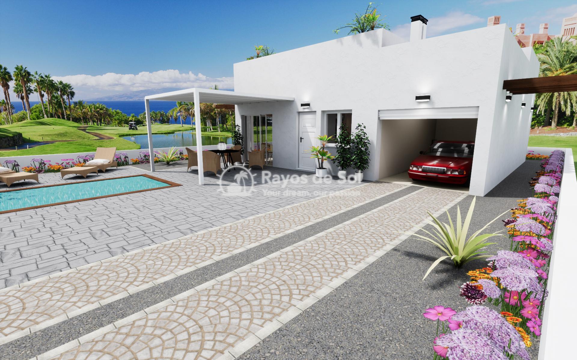 Detached single-storey villa  in Los Alcazares, Costa Cálida (LASGMA) - 2