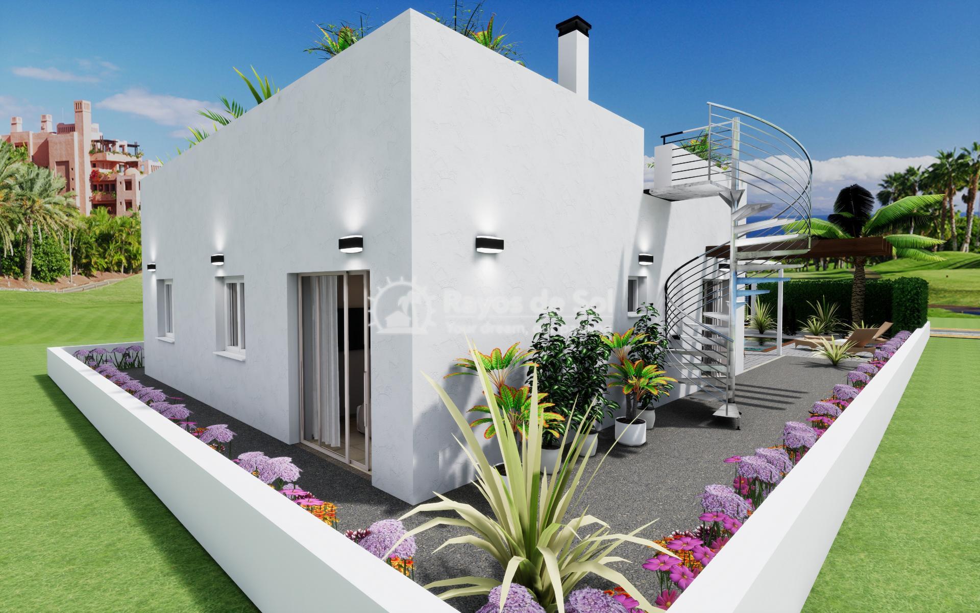 Detached single-storey villa  in Los Alcazares, Costa Cálida (LASGMA) - 3