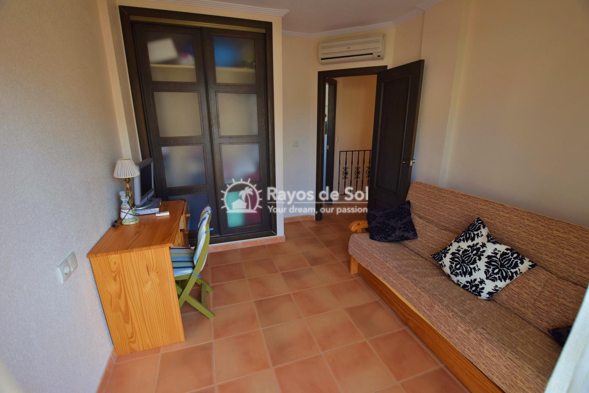 Quadvilla with good orientation  in San Cayetano, Costa Cálida (SCRE0025) - 17