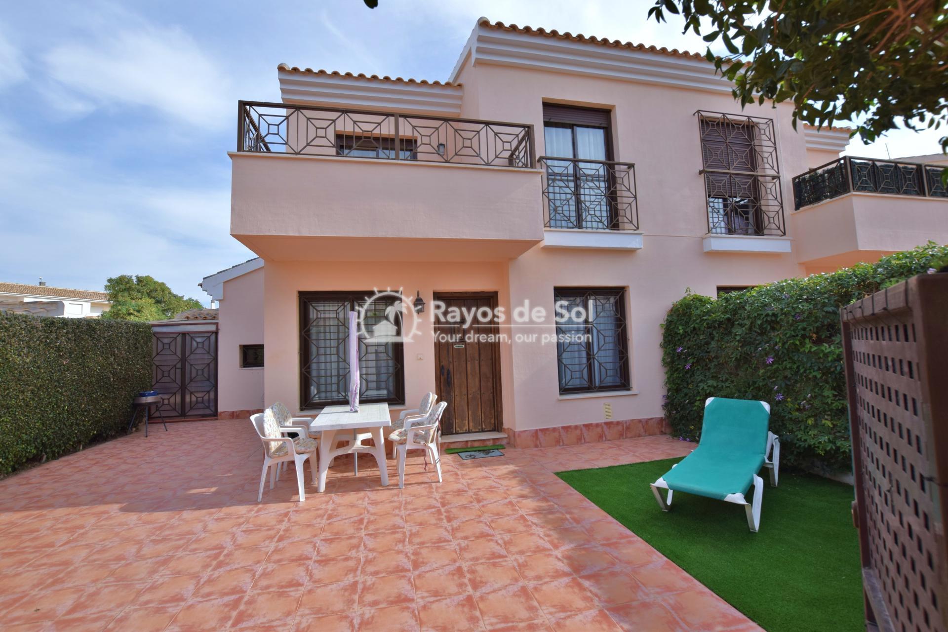 Quadvilla with good orientation  in San Cayetano, Costa Cálida (SCRE0025) - 22