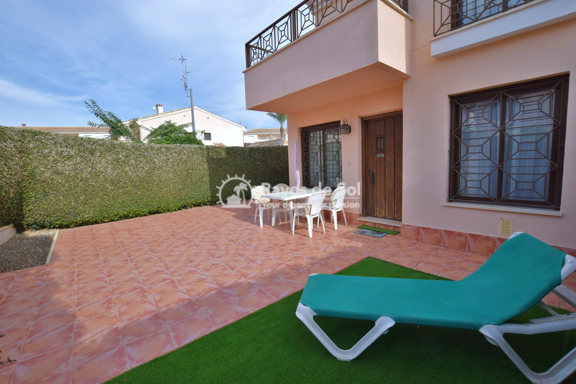 Quadvilla with good orientation  in San Cayetano, Costa Cálida (SCRE0025) - 23