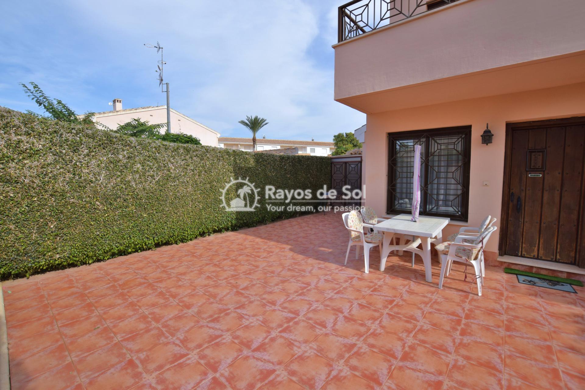 Quadvilla with good orientation  in San Cayetano, Costa Cálida (SCRE0025) - 24