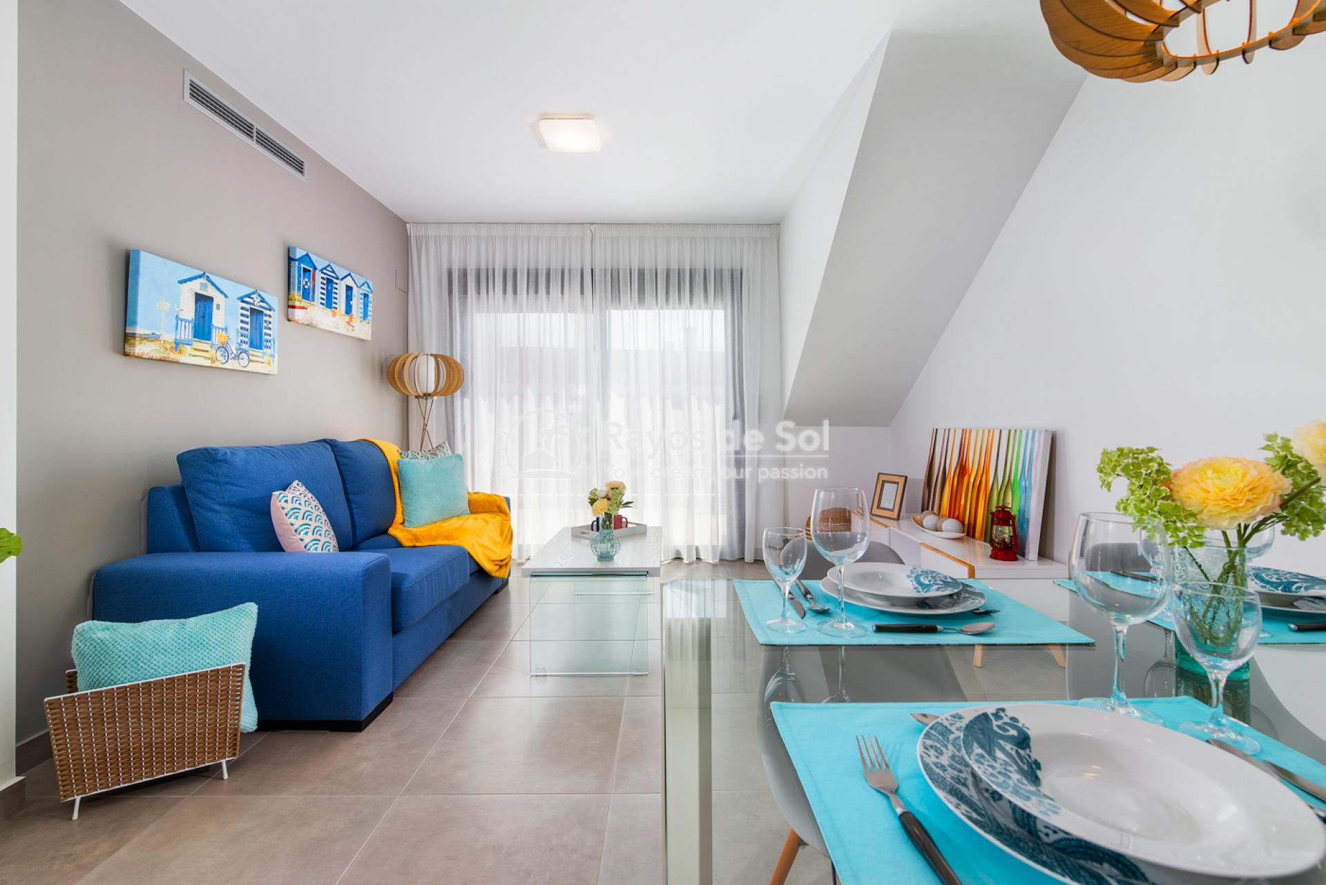 Penthouse  in Pilar de la Horadada, Costa Blanca (PILALB3P) - 2
