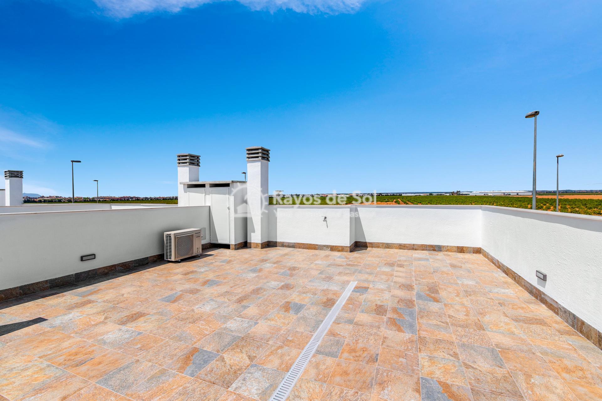 Penthouse  in Pilar de la Horadada, Costa Blanca (PILALB3P) - 15