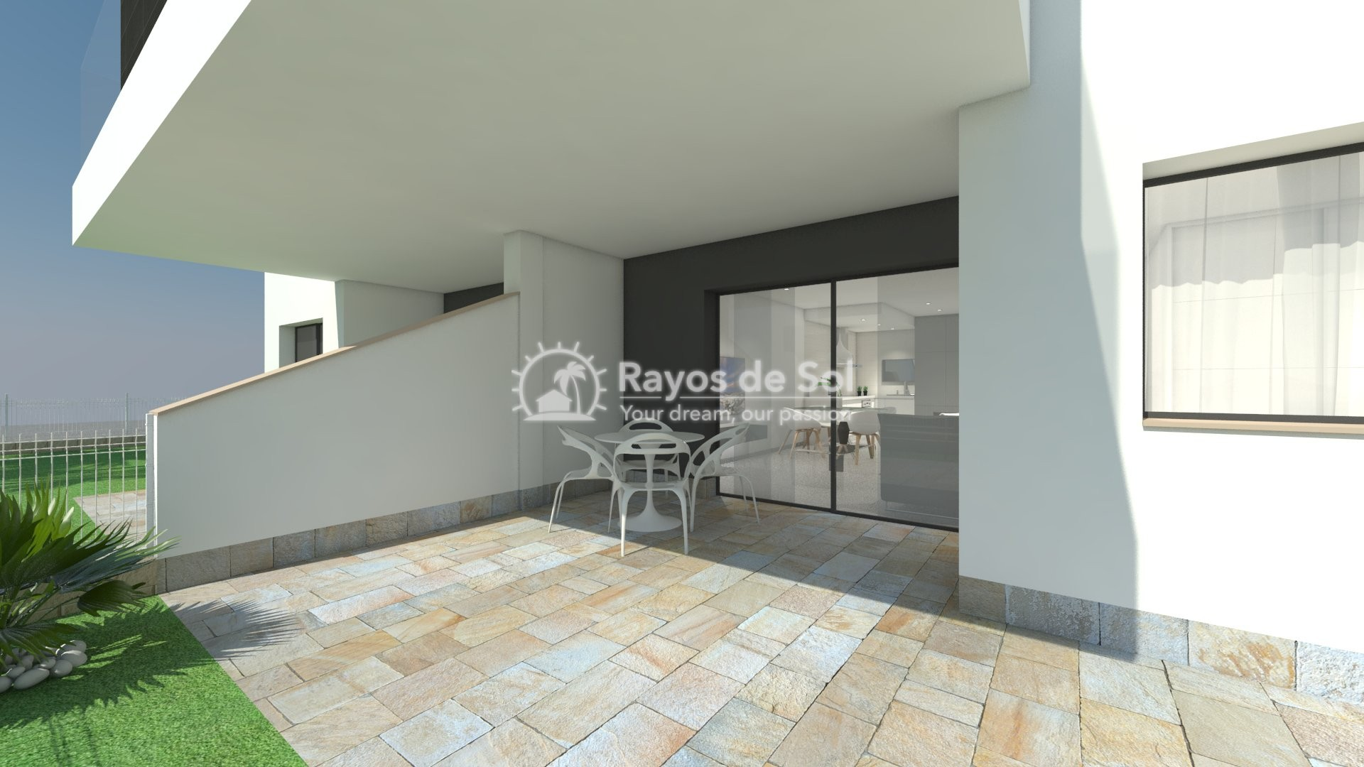 Ground floor apartment  in Pilar de la Horadada, Costa Blanca (PILALB3B) - 15