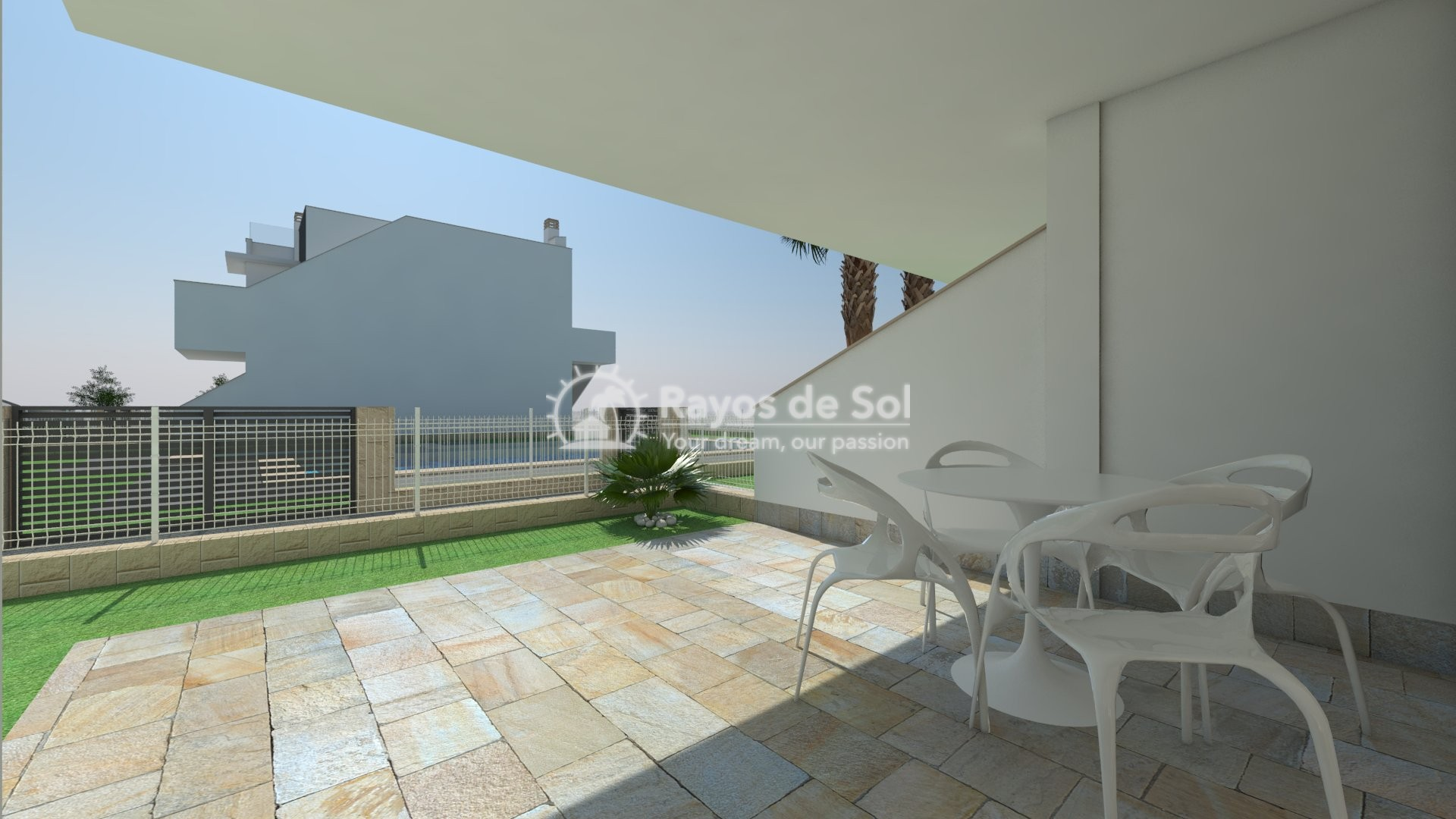 Ground floor apartment  in Pilar de la Horadada, Costa Blanca (PILALB3B) - 14