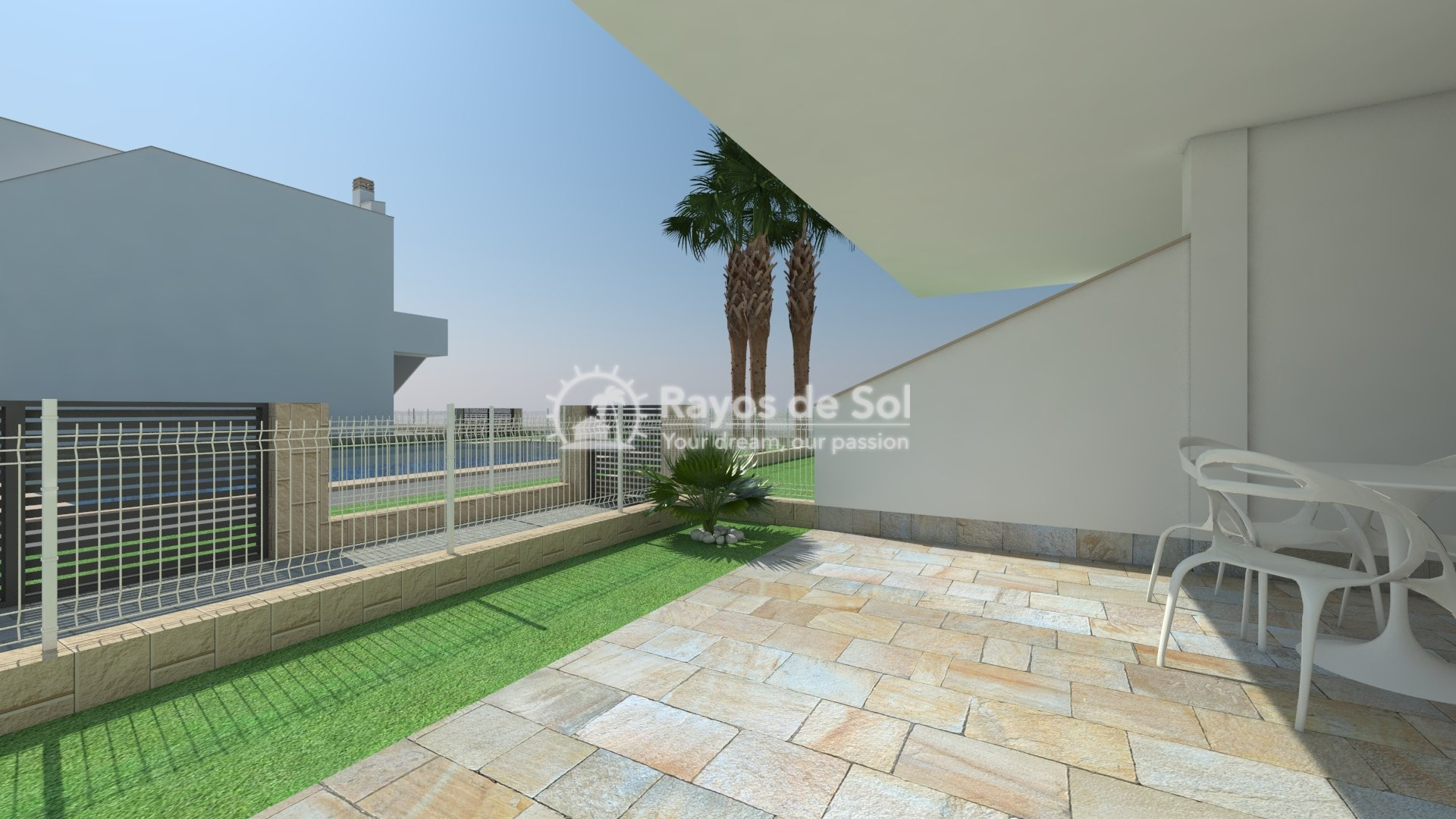 Ground floor apartment  in Pilar de la Horadada, Costa Blanca (PILALB3B) - 17