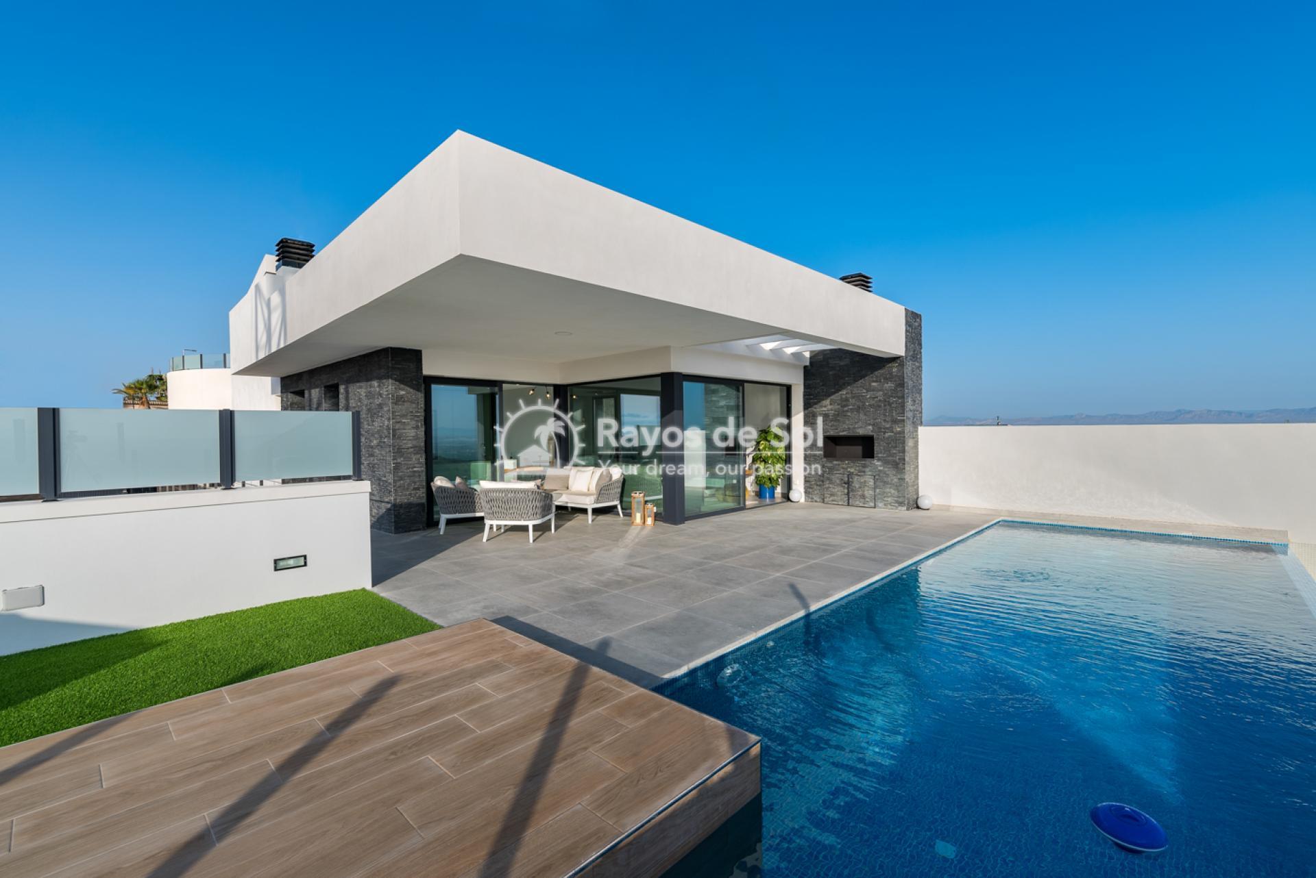 Stunning villa with views  in Rojales, Costa Blanca (ROLASKY2L) - 2
