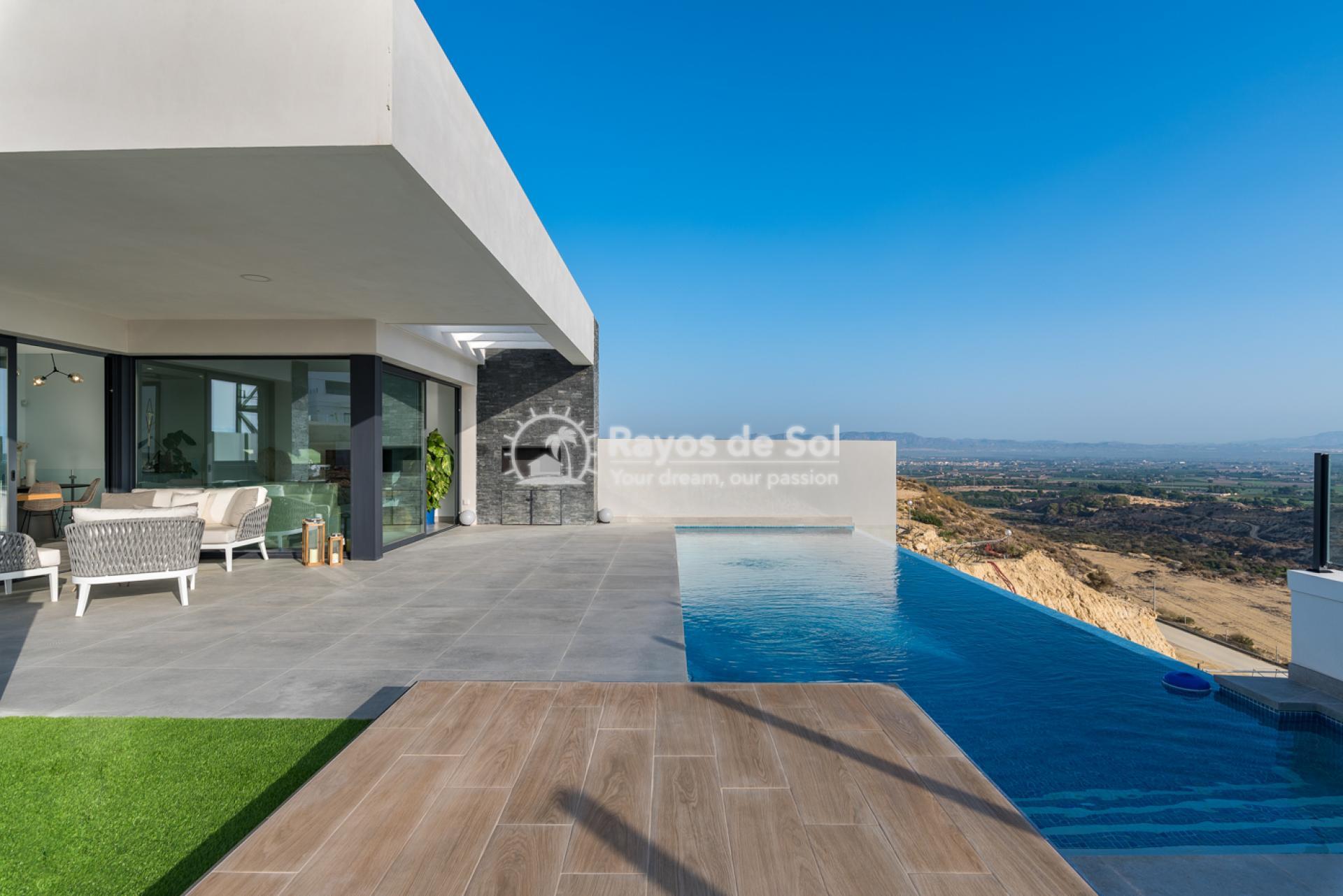 Stunning villa with views  in Rojales, Costa Blanca (ROLASKY2L) - 31