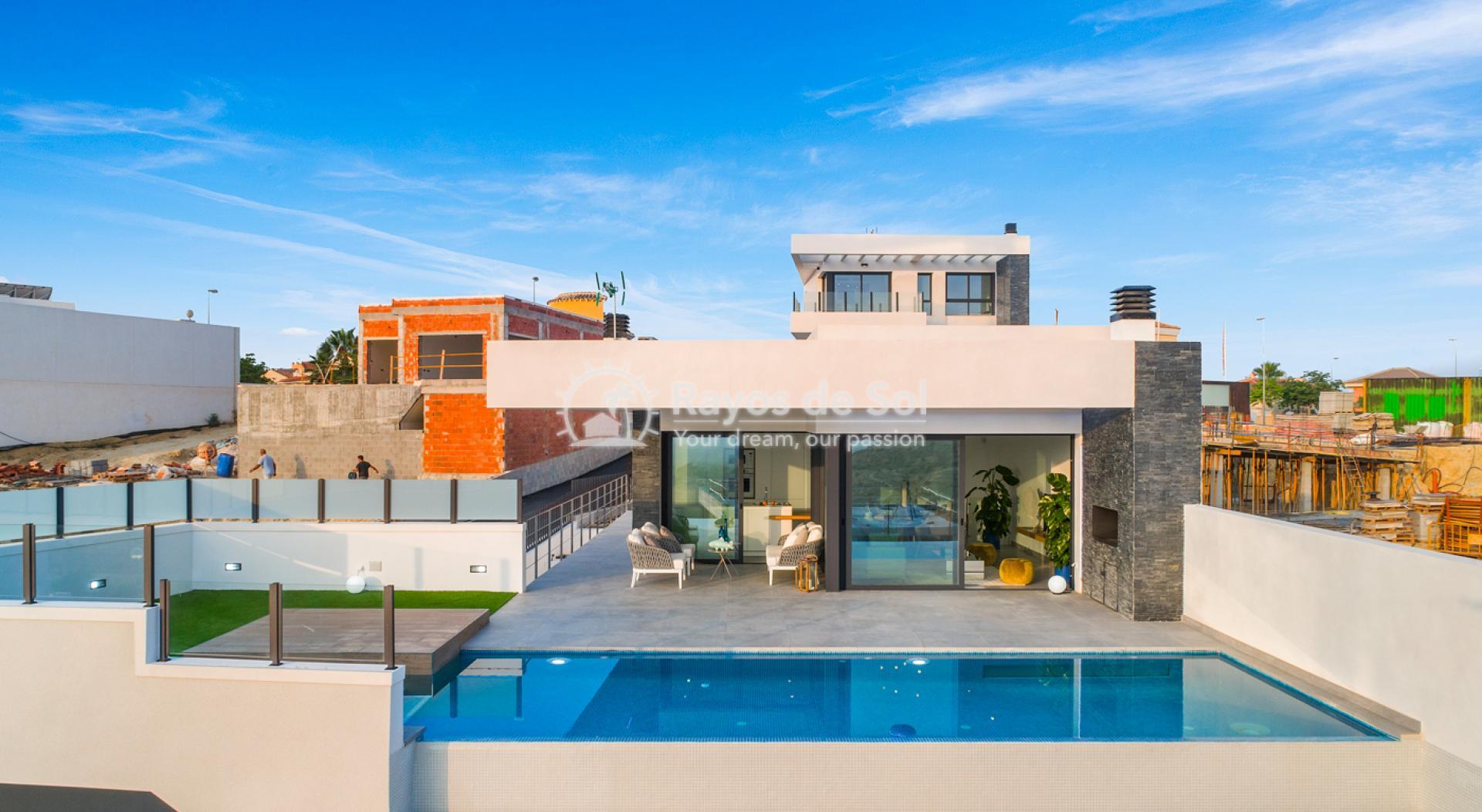 Stunning villa with views  in Rojales, Costa Blanca (ROLASKY2L) - 34