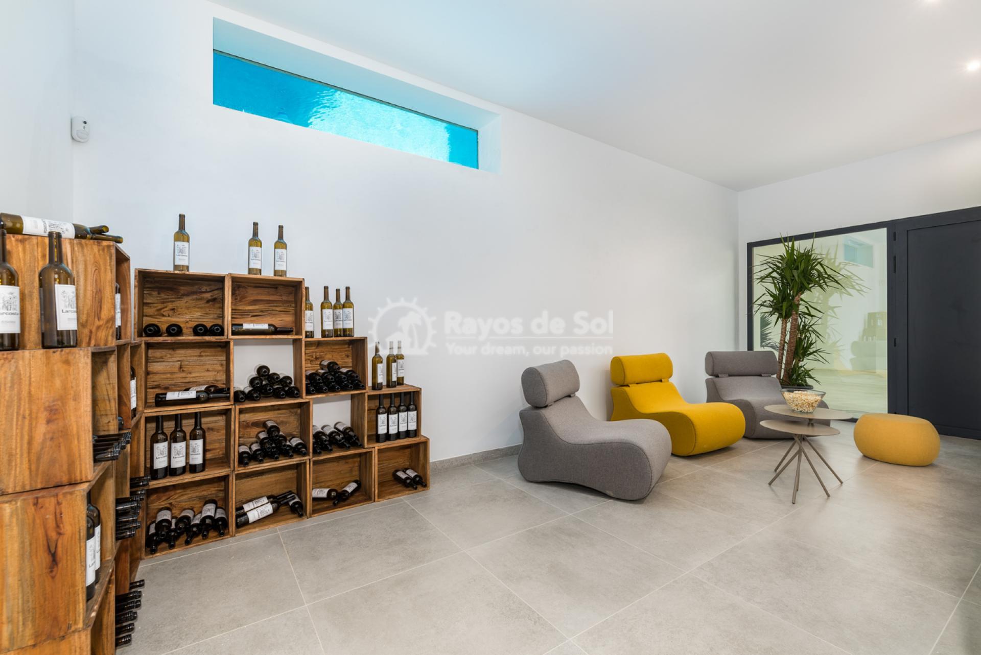 Stunning villa with views  in Rojales, Costa Blanca (ROLASKY2L) - 10