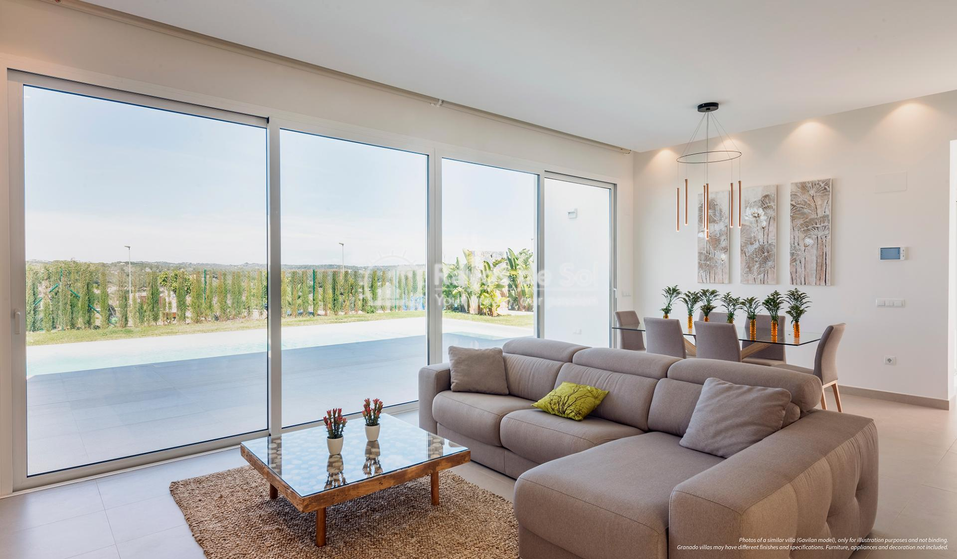 Stunning villa  in Las Colinas, Orihuela Costa, Costa Blanca (LCMAGR34) - 4