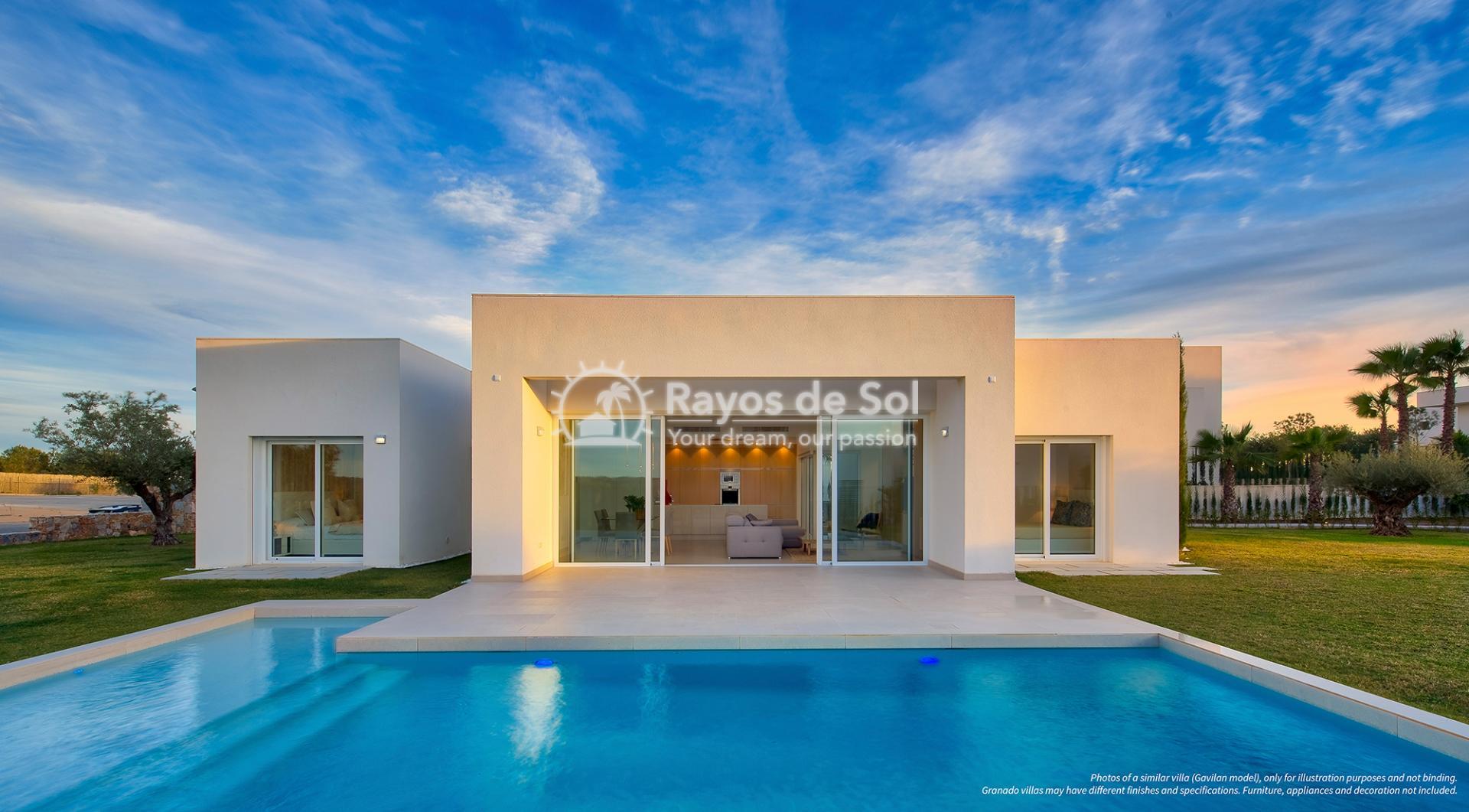 Stunning villa  in Las Colinas, Orihuela Costa, Costa Blanca (LCMAGR34) - 6