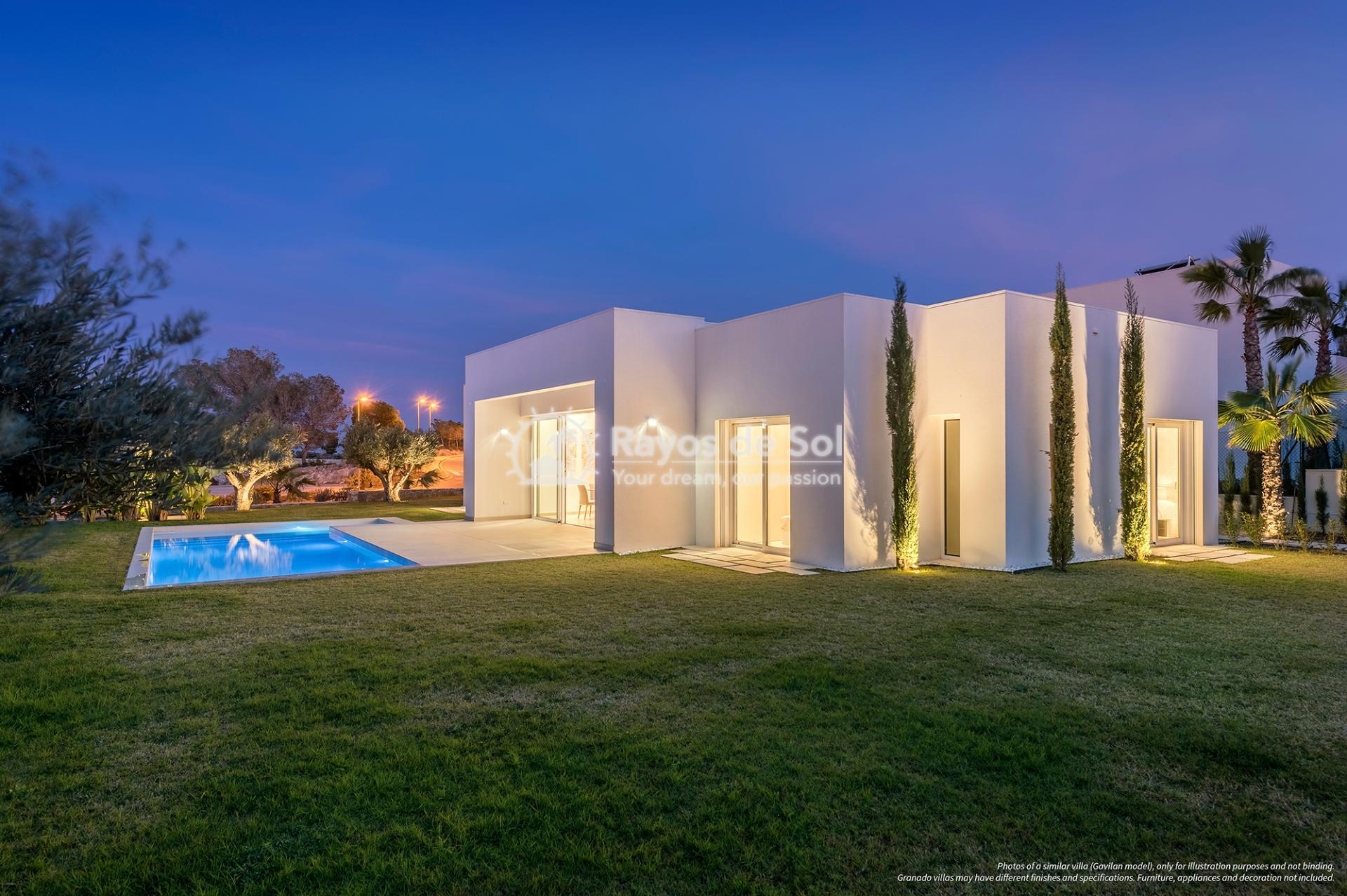 Stunning villa  in Las Colinas, Orihuela Costa, Costa Blanca (LCMAGR34) - 2