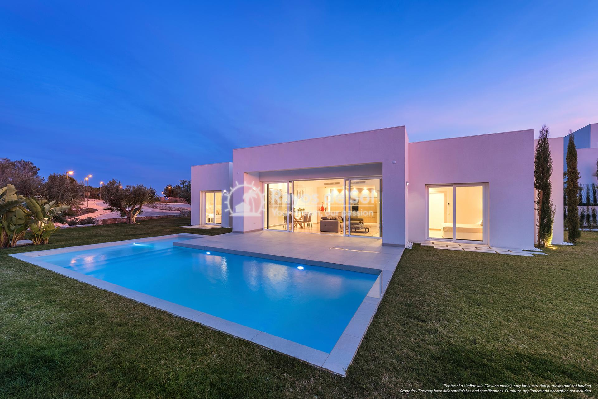 Stunning villa  in Las Colinas, Orihuela Costa, Costa Blanca (LCMAGR34) - 7
