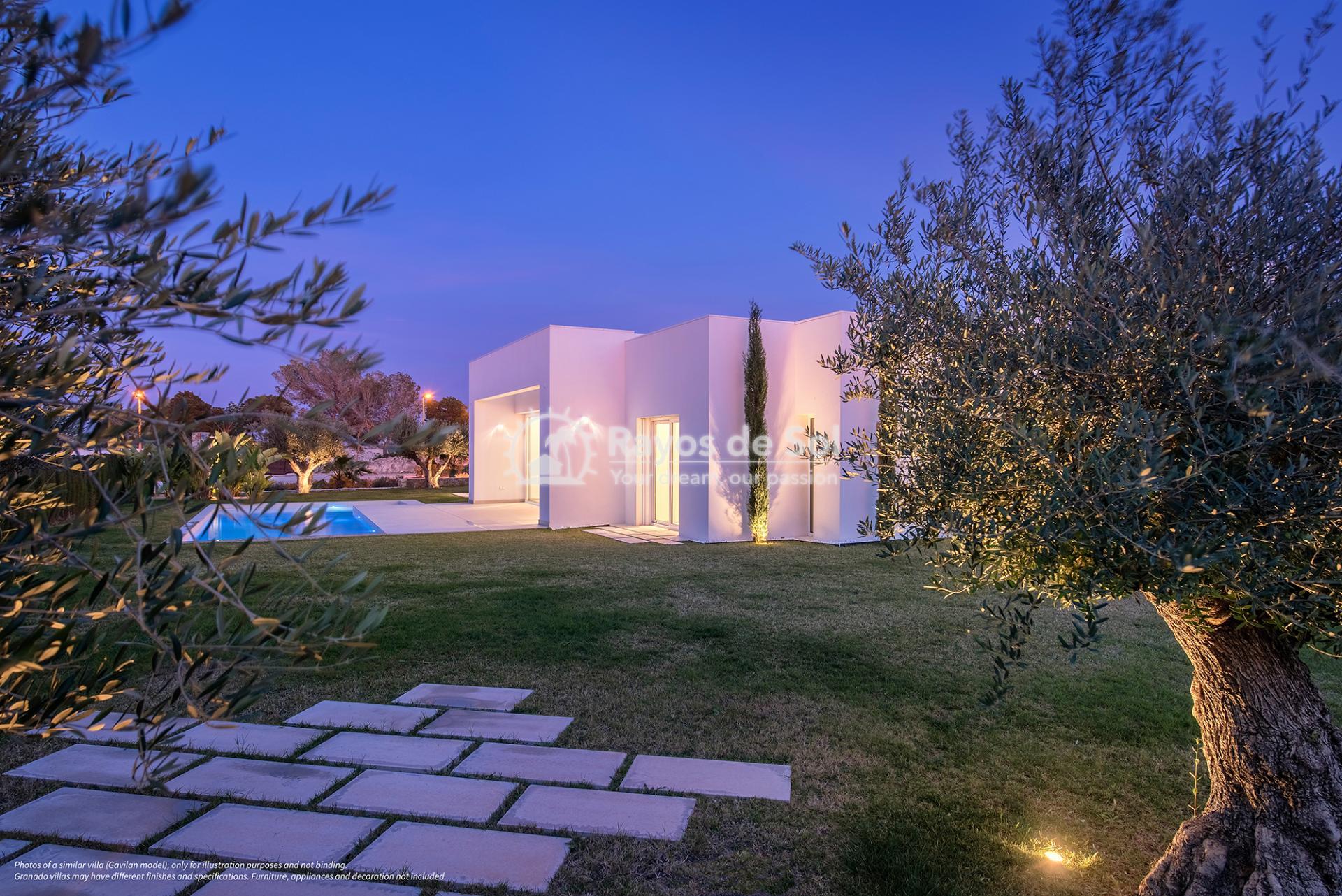 Stunning villa  in Las Colinas, Orihuela Costa, Costa Blanca (LCMAGR34) - 8