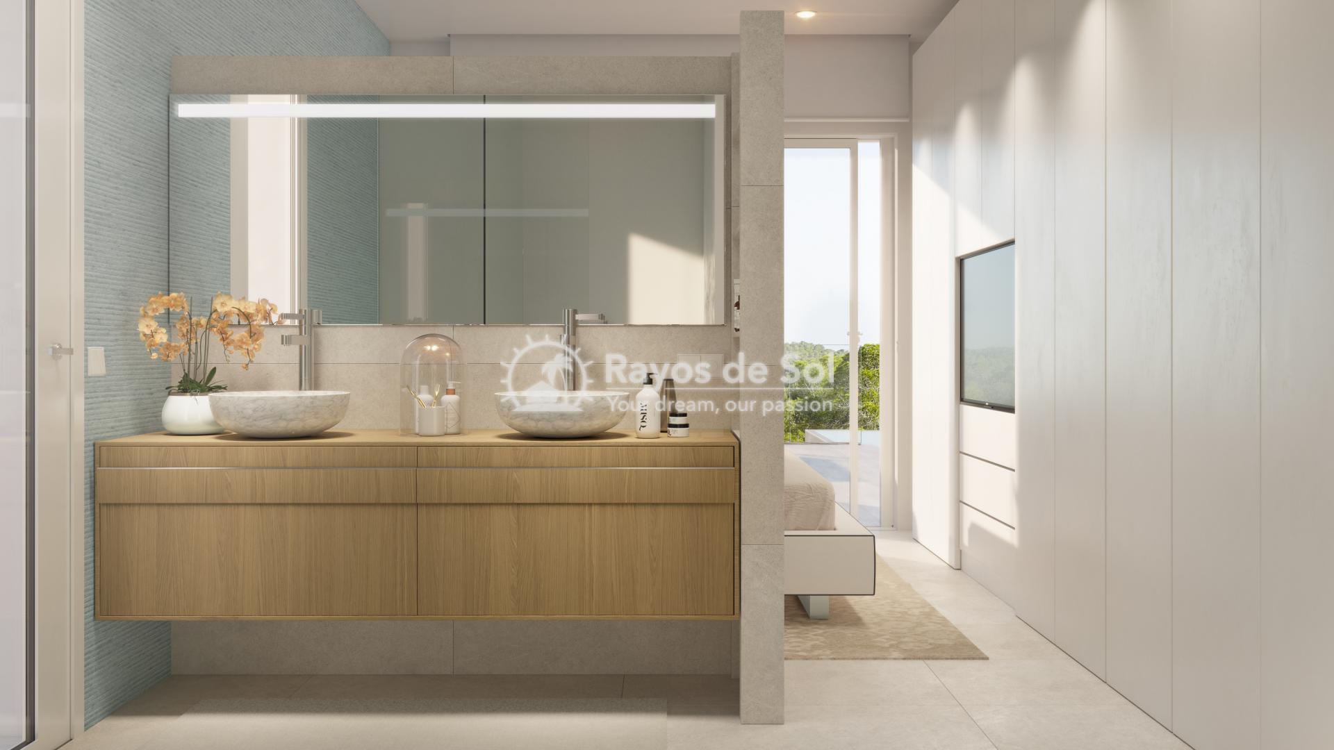 Southfacing villa  in Las Colinas, Orihuela Costa, Costa Blanca (LCMAMAD3) - 4
