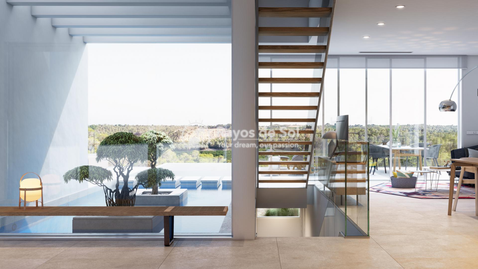 Southfacing villa  in Las Colinas, Orihuela Costa, Costa Blanca (LCMAMAD3) - 2