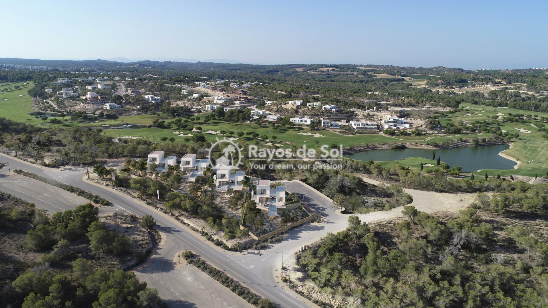 Southfacing villa  in Las Colinas, Orihuela Costa, Costa Blanca (LCMAMAD3) - 8
