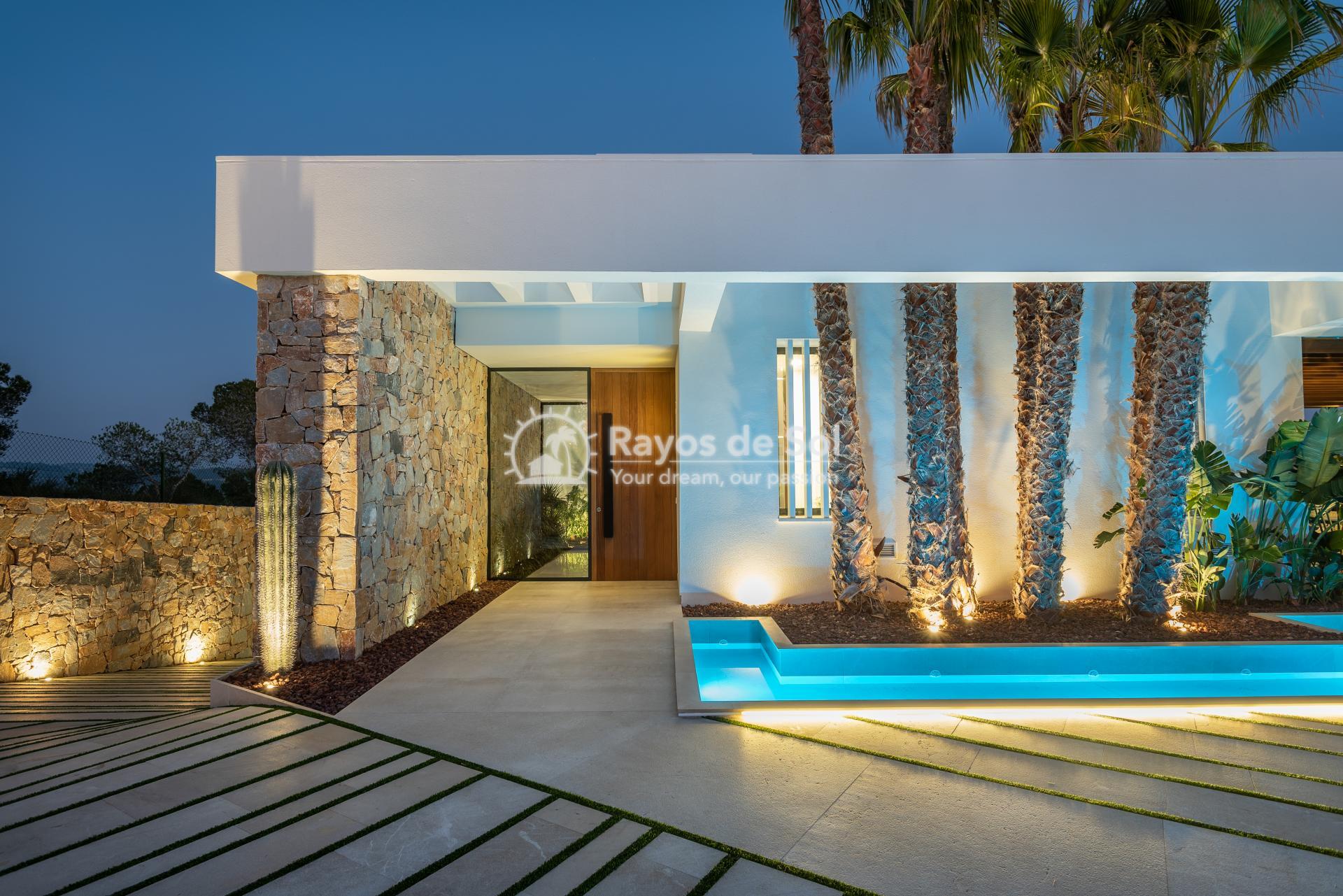 Luxury villa  in Las Colinas, Orihuela Costa, Costa Blanca (LCMATO7) - 12