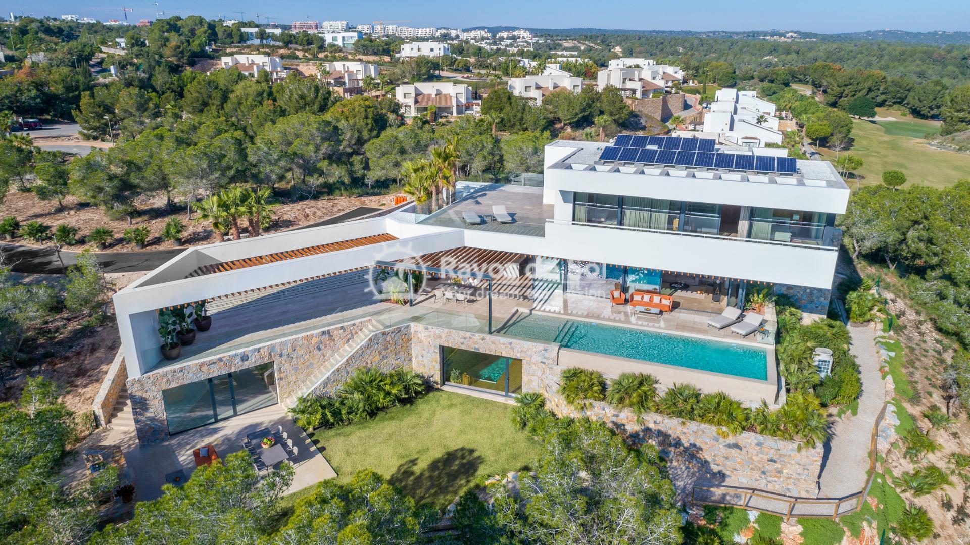 Luxury villa  in Las Colinas, Orihuela Costa, Costa Blanca (LCMATO7) - 1