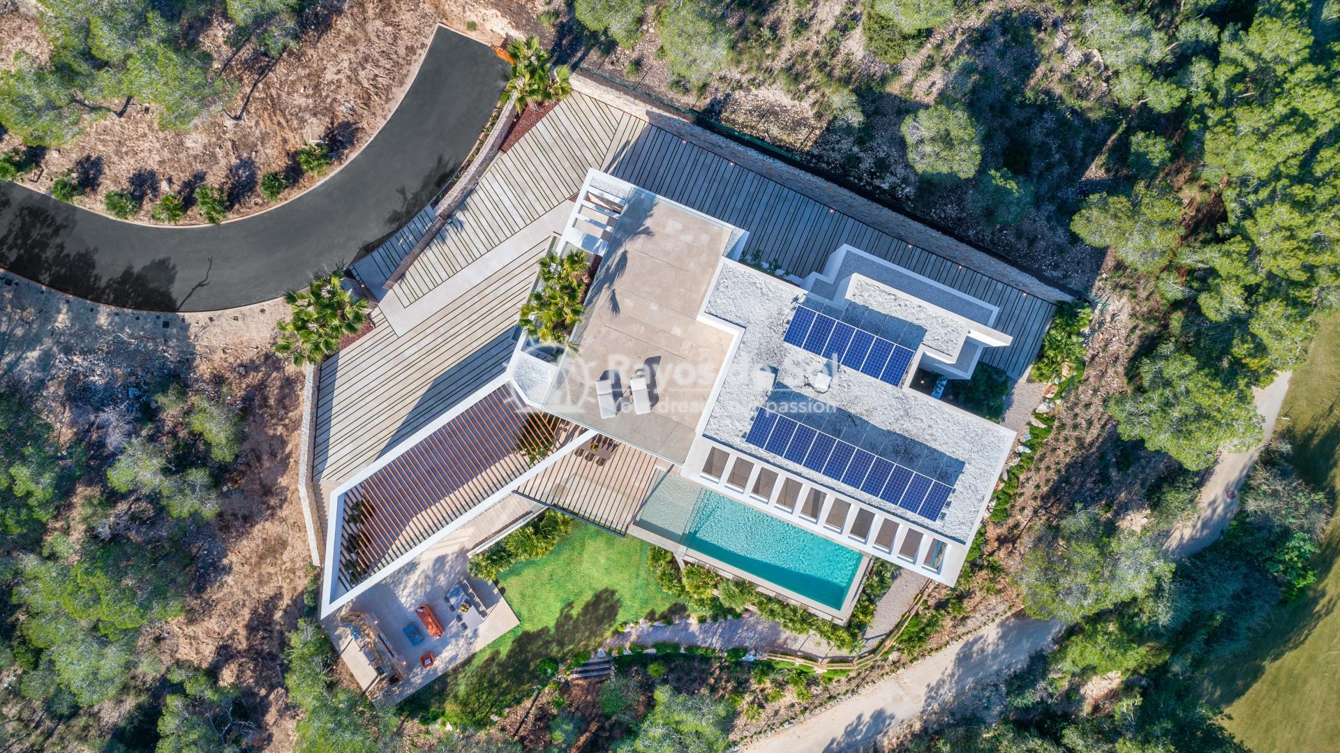 Luxury villa  in Las Colinas, Orihuela Costa, Costa Blanca (LCMATO7) - 13