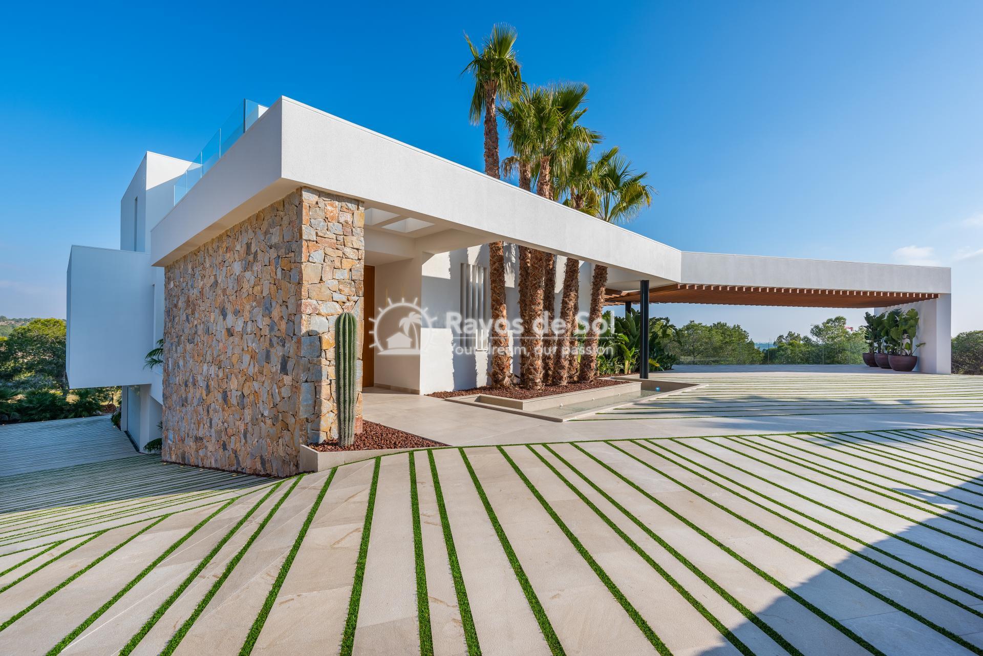 Luxury villa  in Las Colinas, Orihuela Costa, Costa Blanca (LCMATO7) - 35