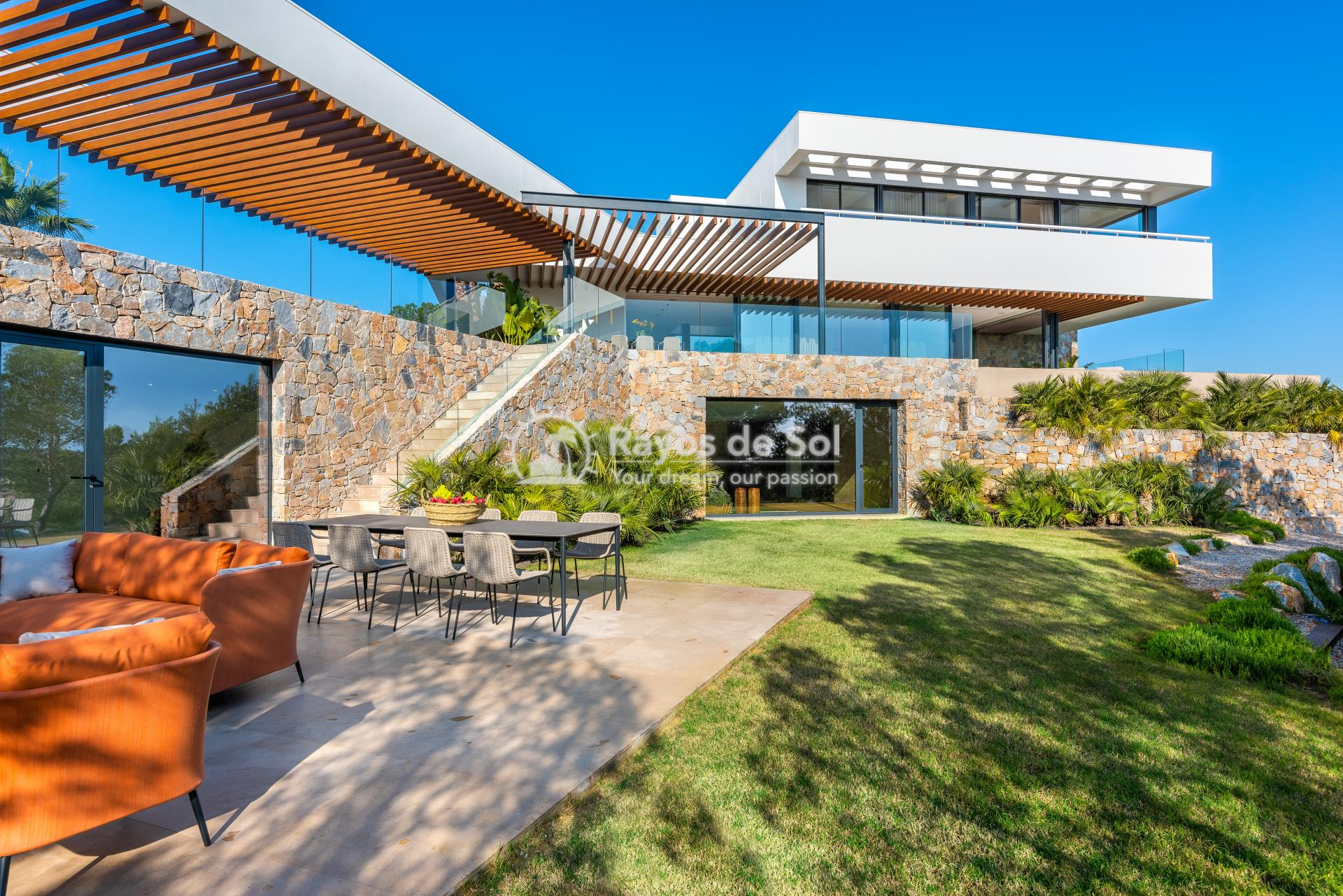 Luxury villa  in Las Colinas, Orihuela Costa, Costa Blanca (LCMATO7) - 34