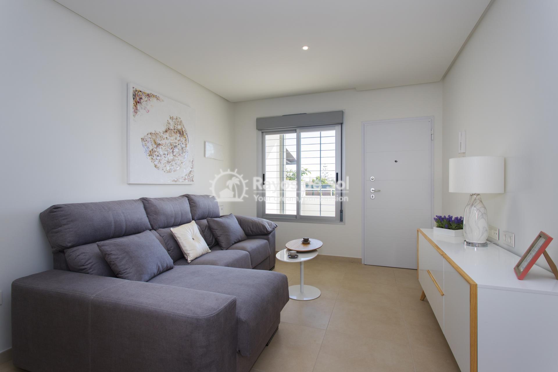 Appartement begane grond  in La Florida, Orihuela Costa, Costa Blanca (Oasis place BG3-2) - 3