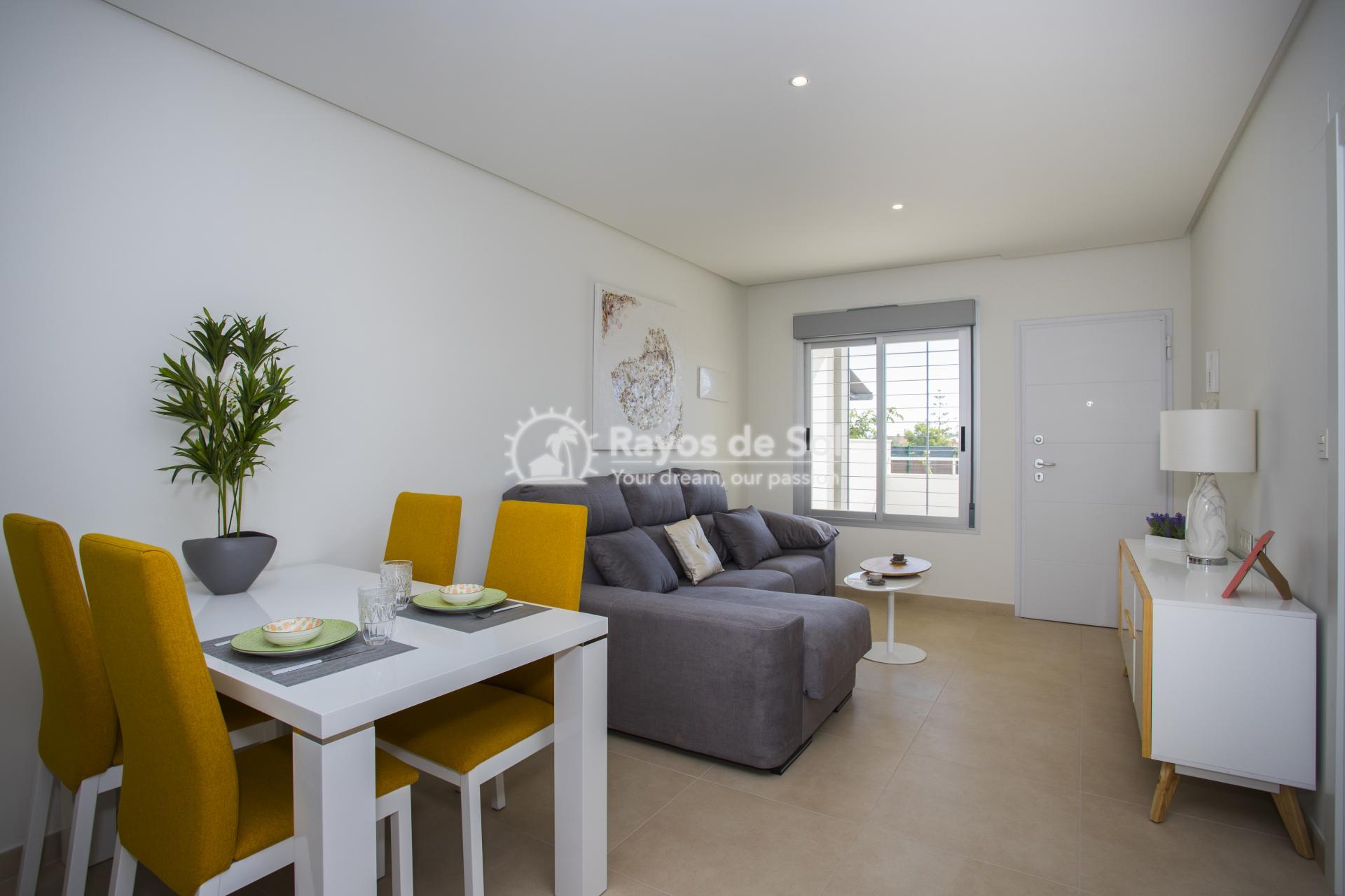Appartement begane grond  in La Florida, Orihuela Costa, Costa Blanca (Oasis place BG3-2) - 2