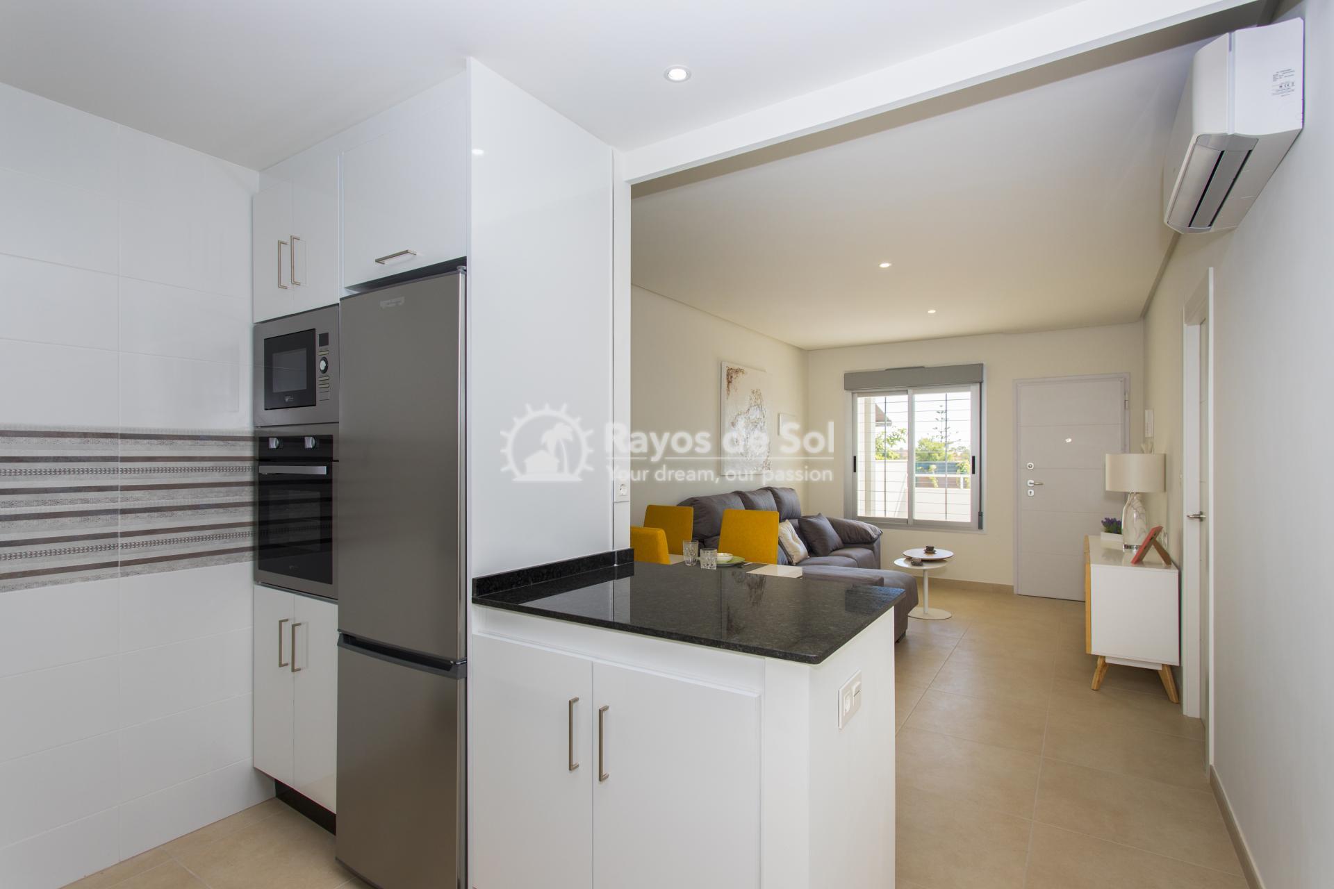 Appartement begane grond  in La Florida, Orihuela Costa, Costa Blanca (Oasis place BG3-2) - 4
