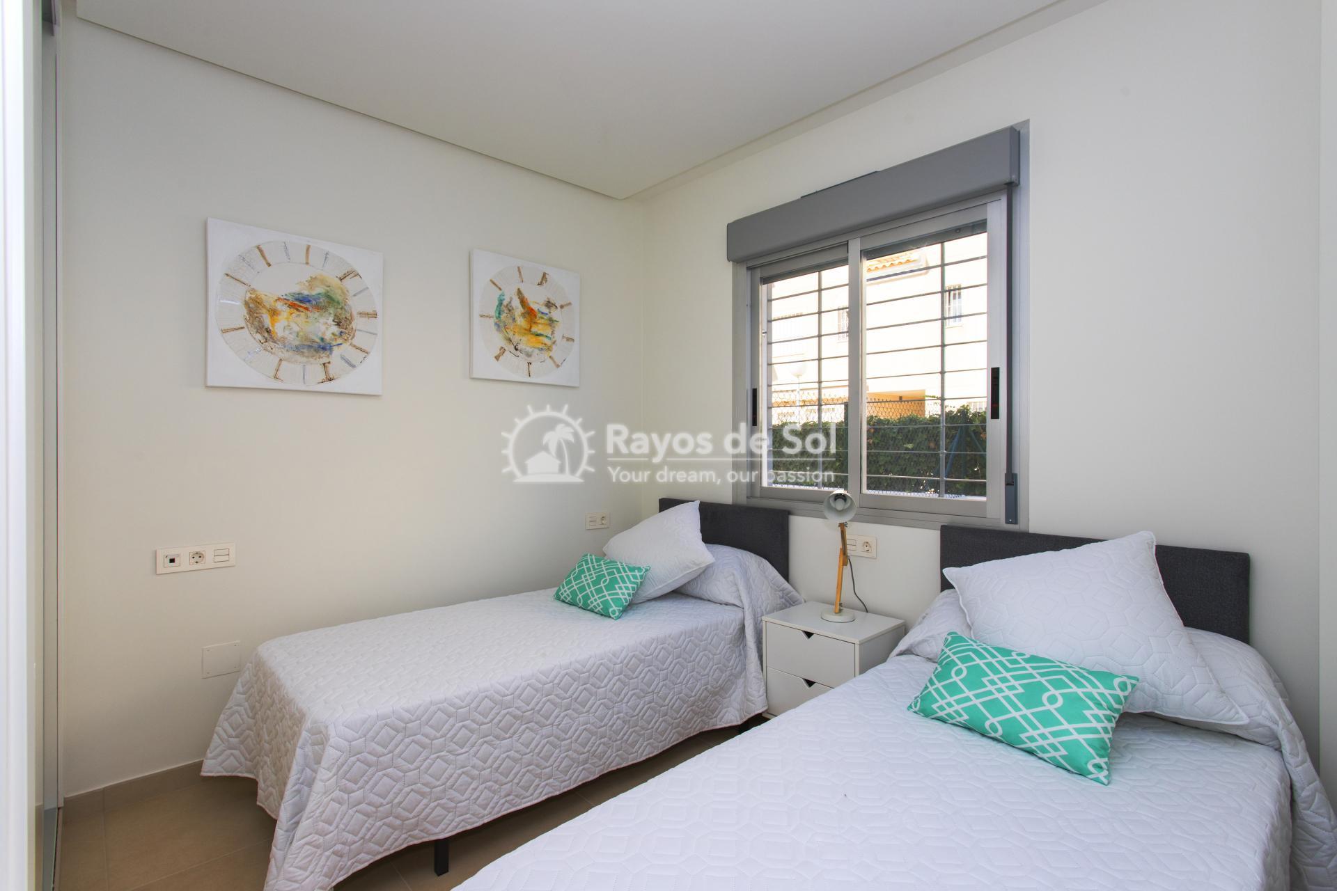Appartement begane grond  in La Florida, Orihuela Costa, Costa Blanca (Oasis place BG3-2) - 12