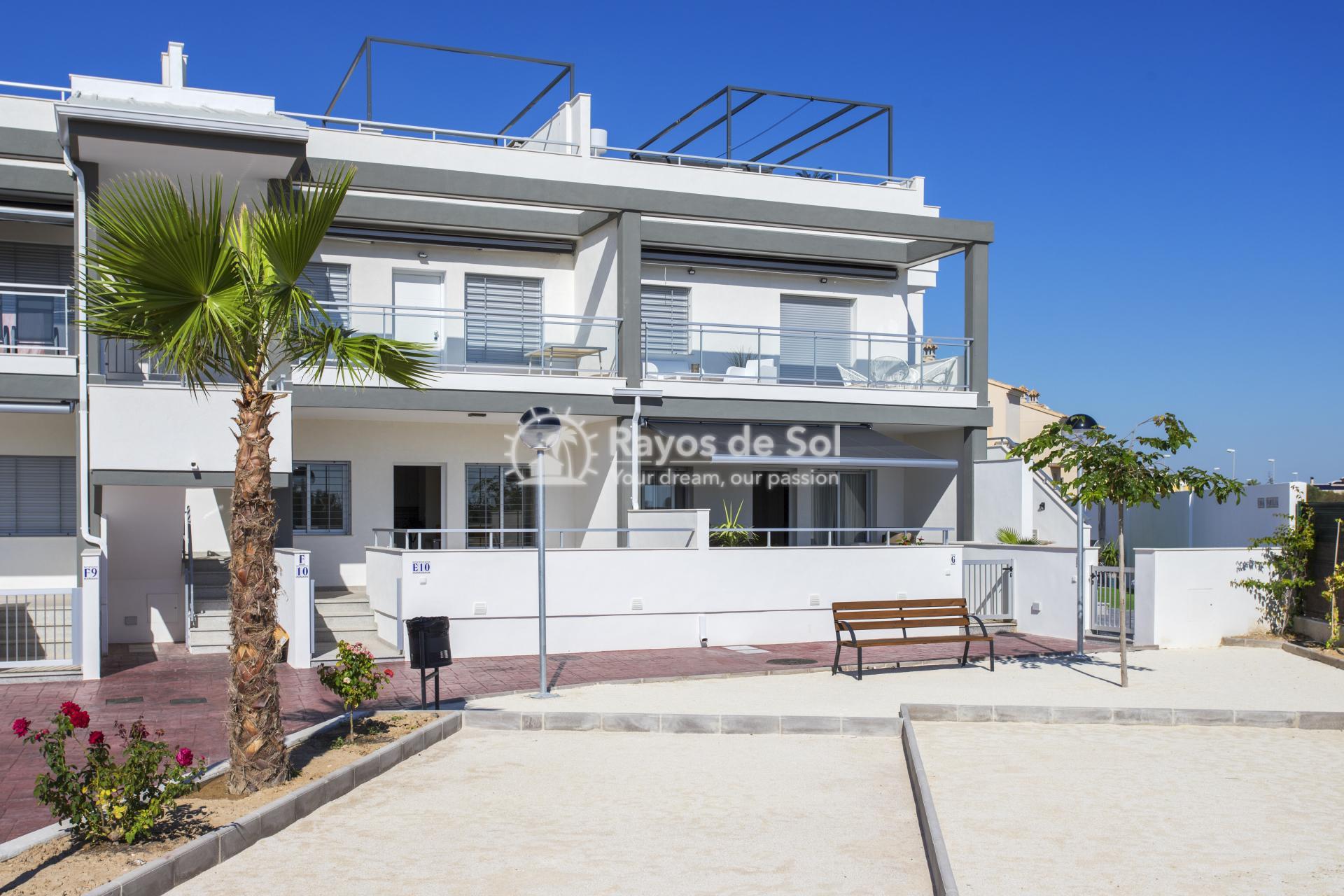 Appartement begane grond  in La Florida, Orihuela Costa, Costa Blanca (Oasis place BG3-2) - 21